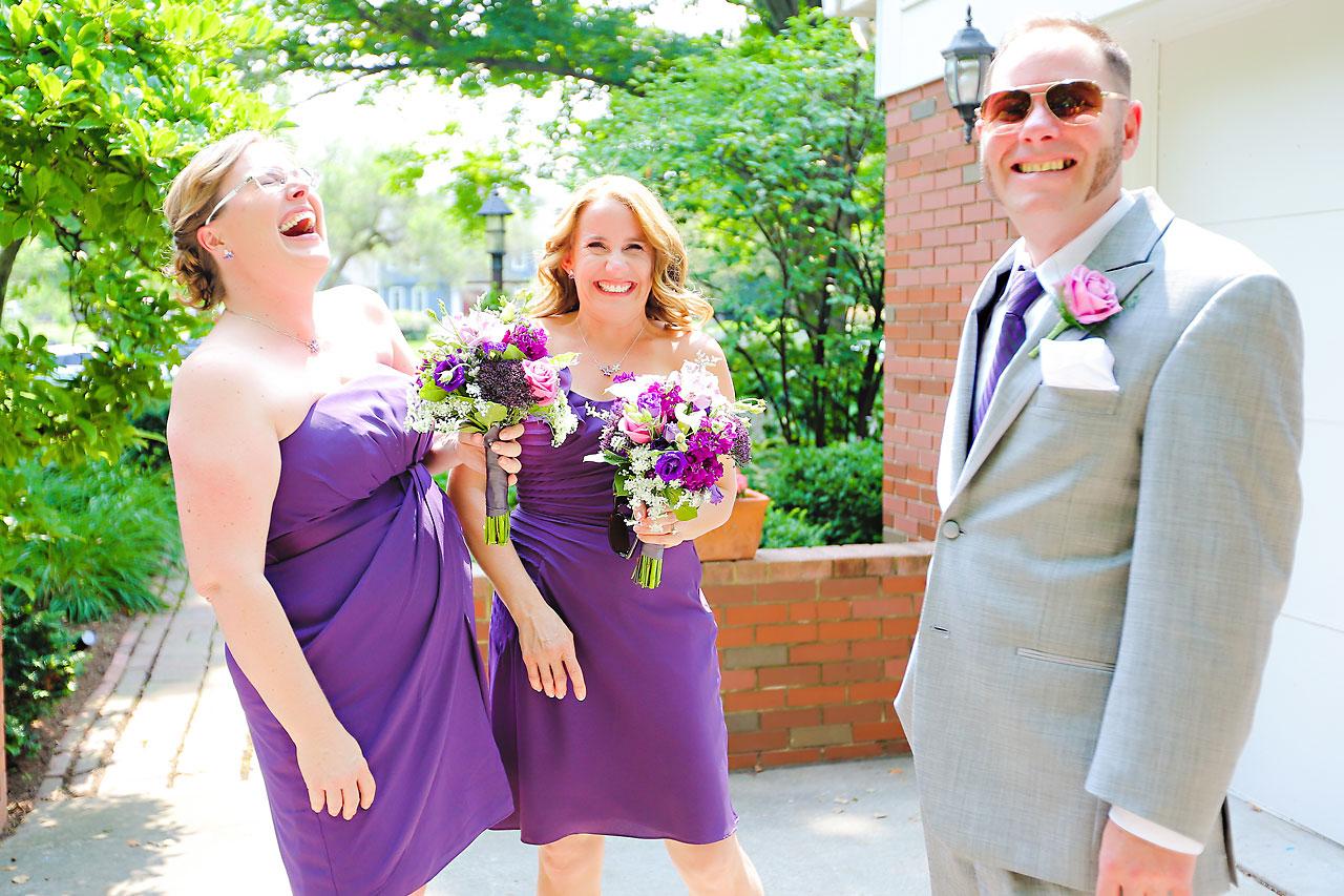 Megan Mike Sheraton Indianapolis Wedding 028
