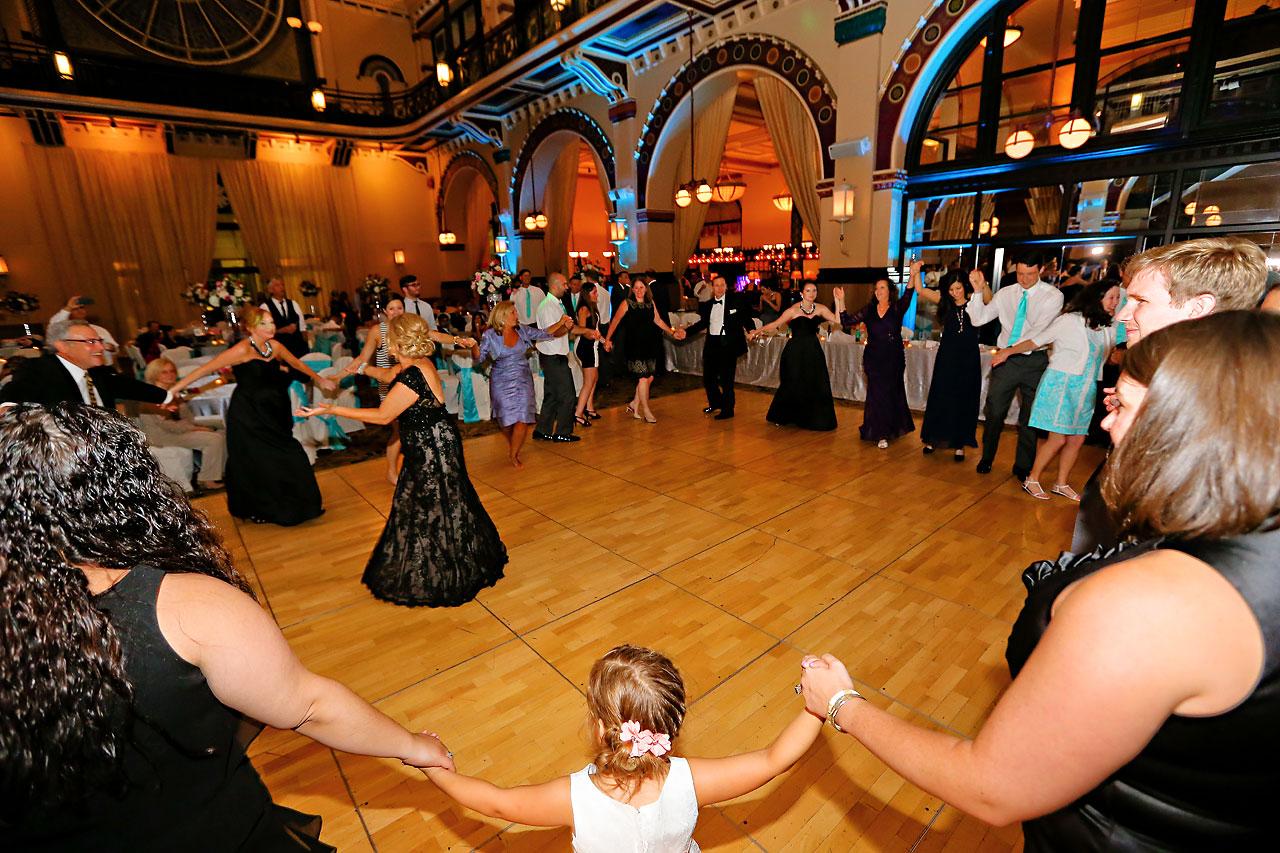 Rachel Brandon Scottish Rite Crowne Plaza Wedding 272