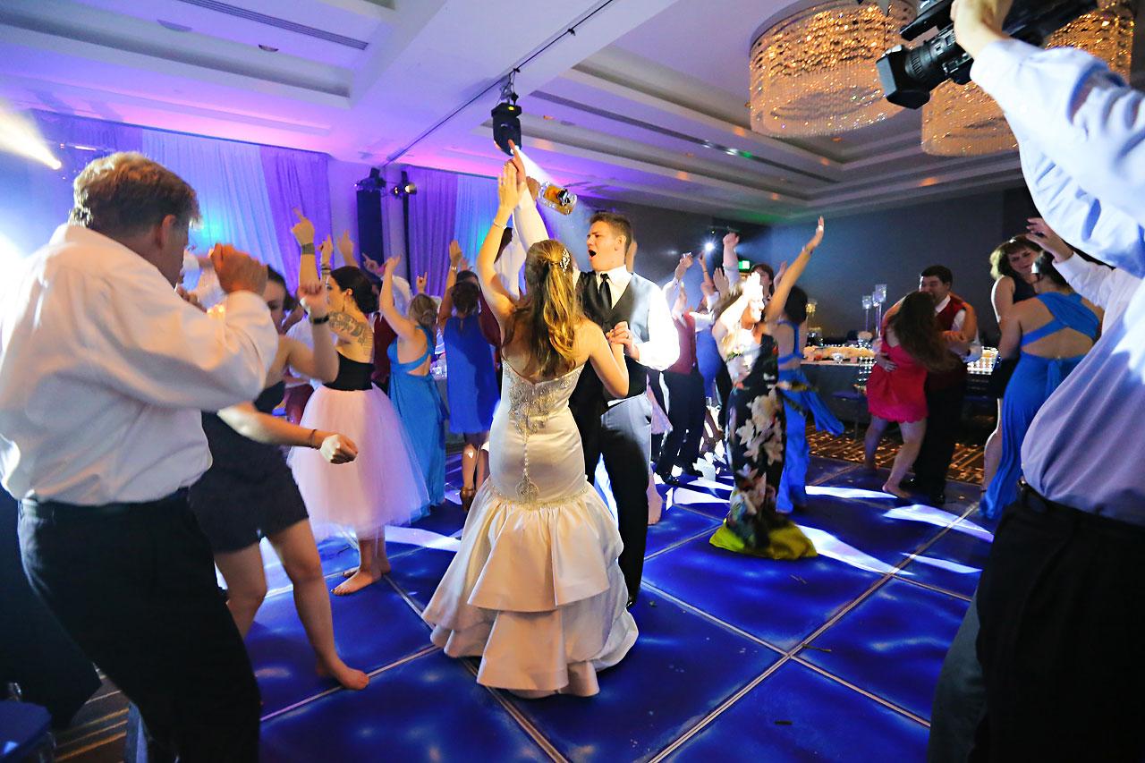 Brittney Conor Alexander Hotel Wedding 296