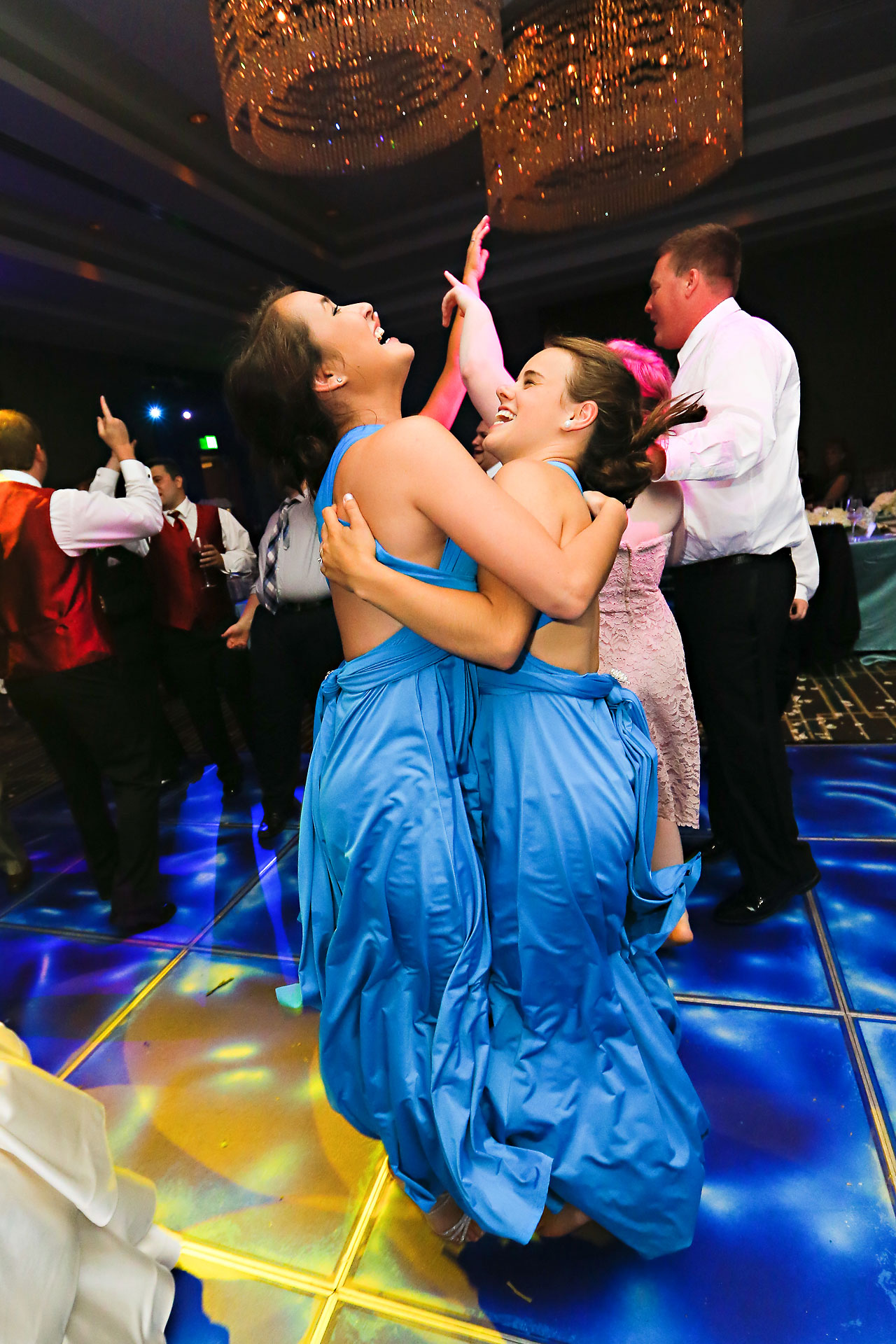Brittney Conor Alexander Hotel Wedding 283
