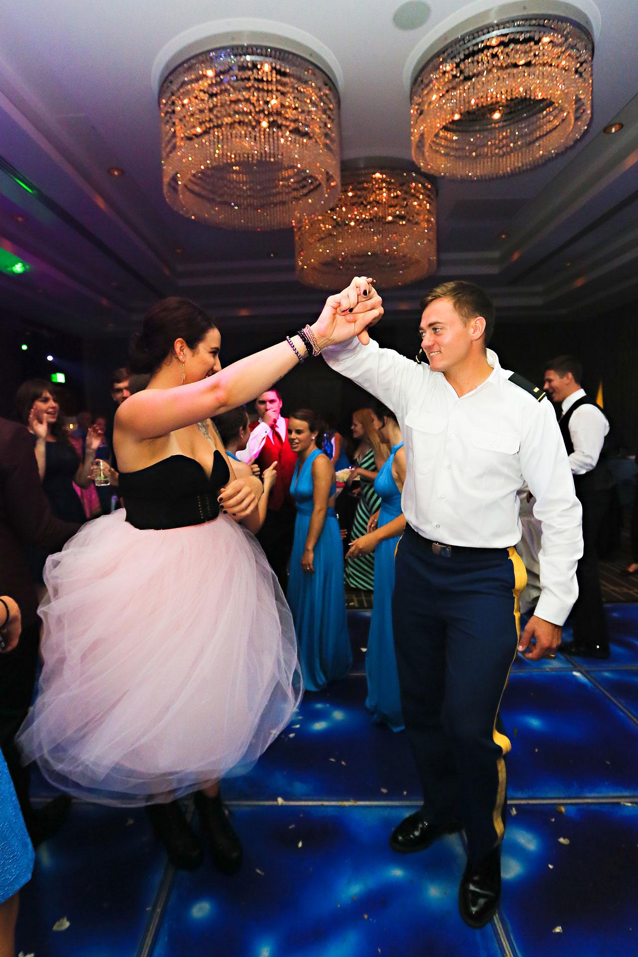 Brittney Conor Alexander Hotel Wedding 277