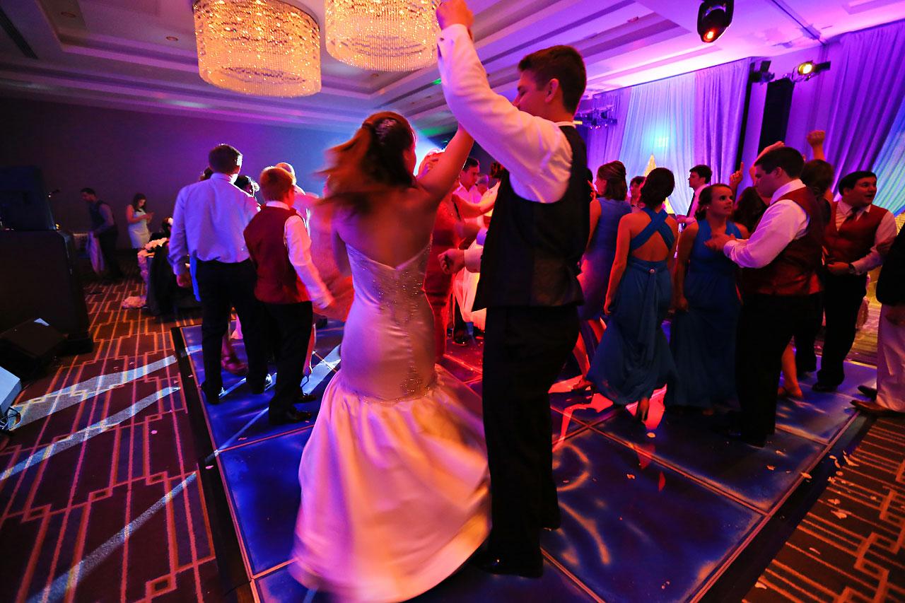 Brittney Conor Alexander Hotel Wedding 273