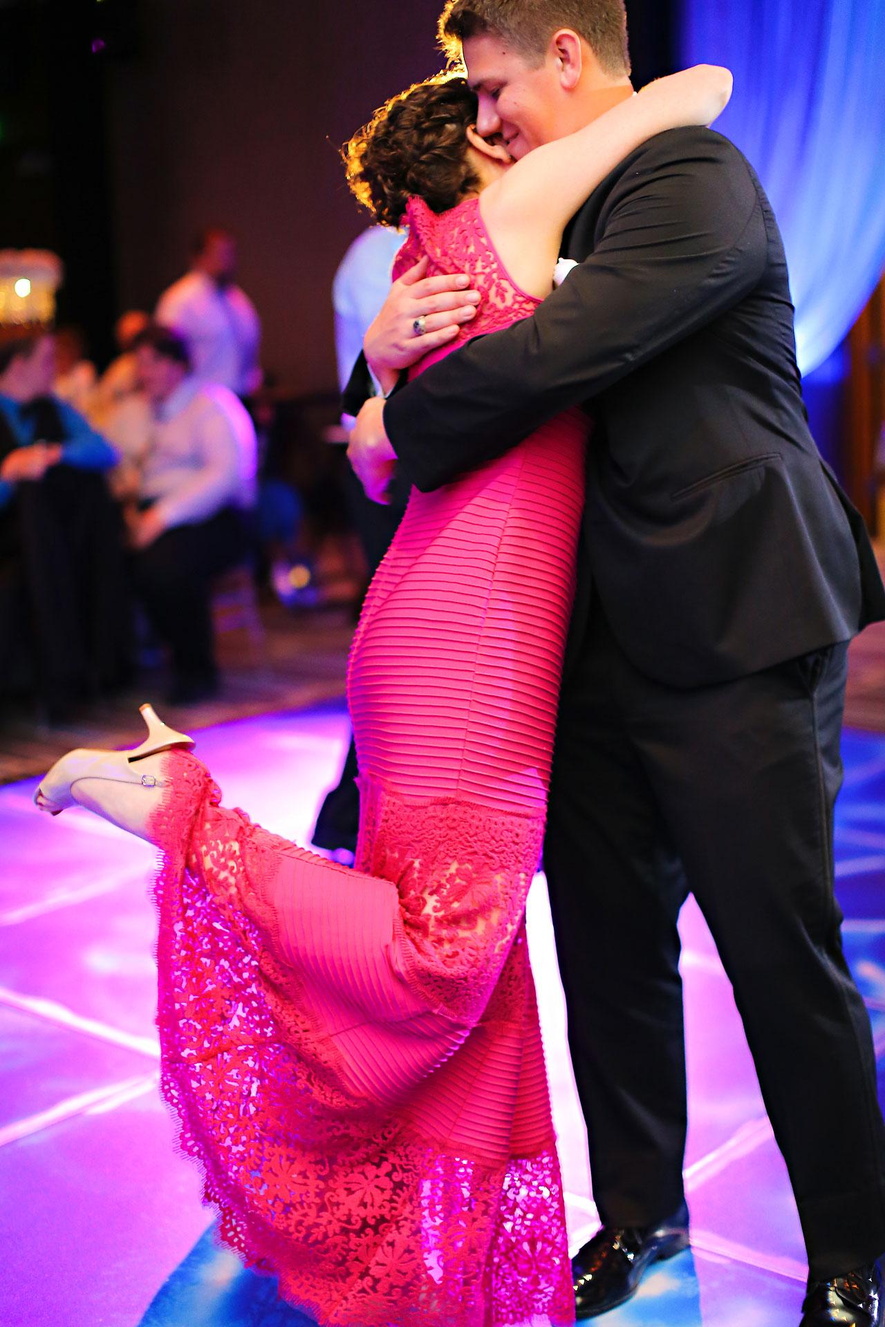 Brittney Conor Alexander Hotel Wedding 250