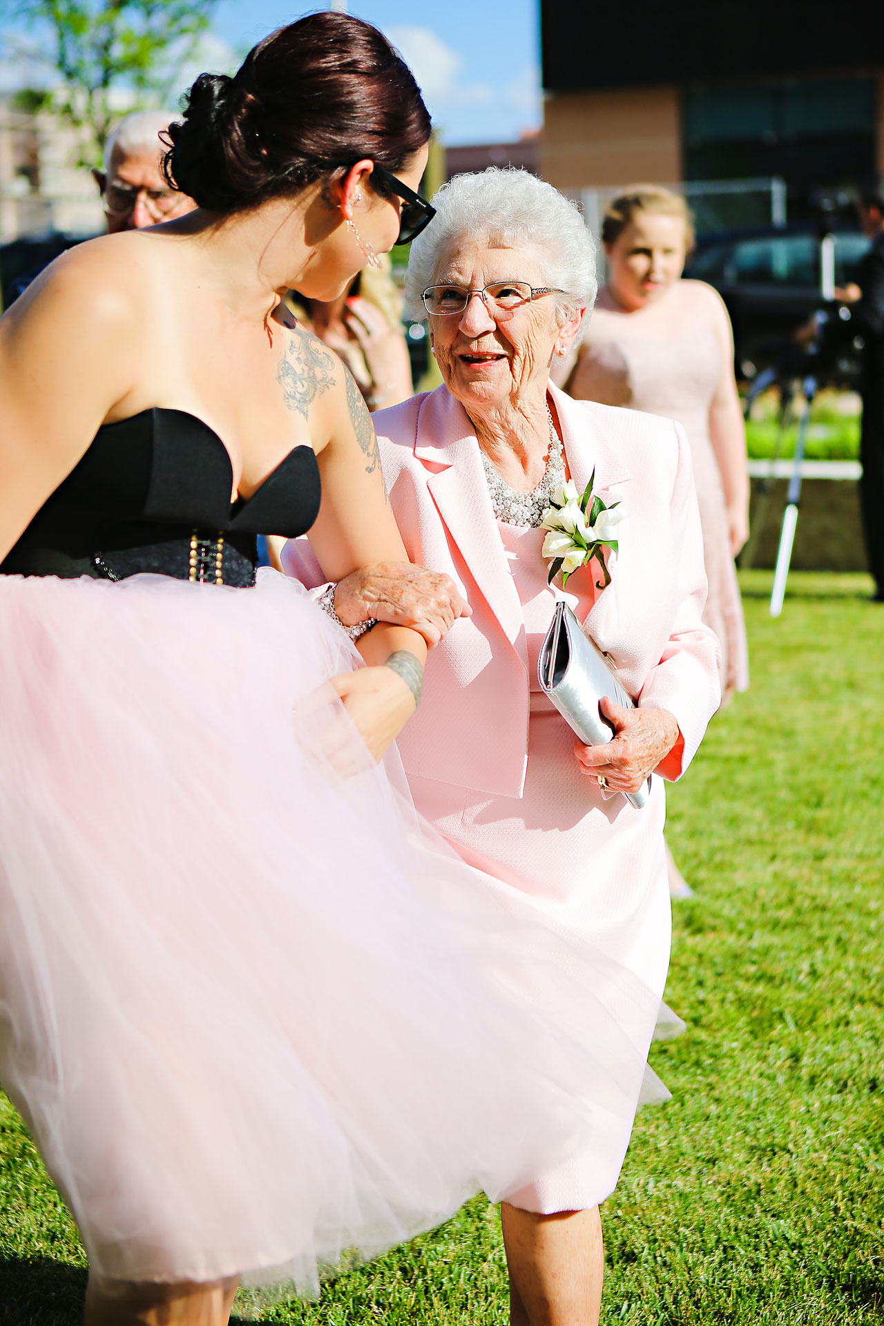 Brittney Conor Alexander Hotel Wedding 167
