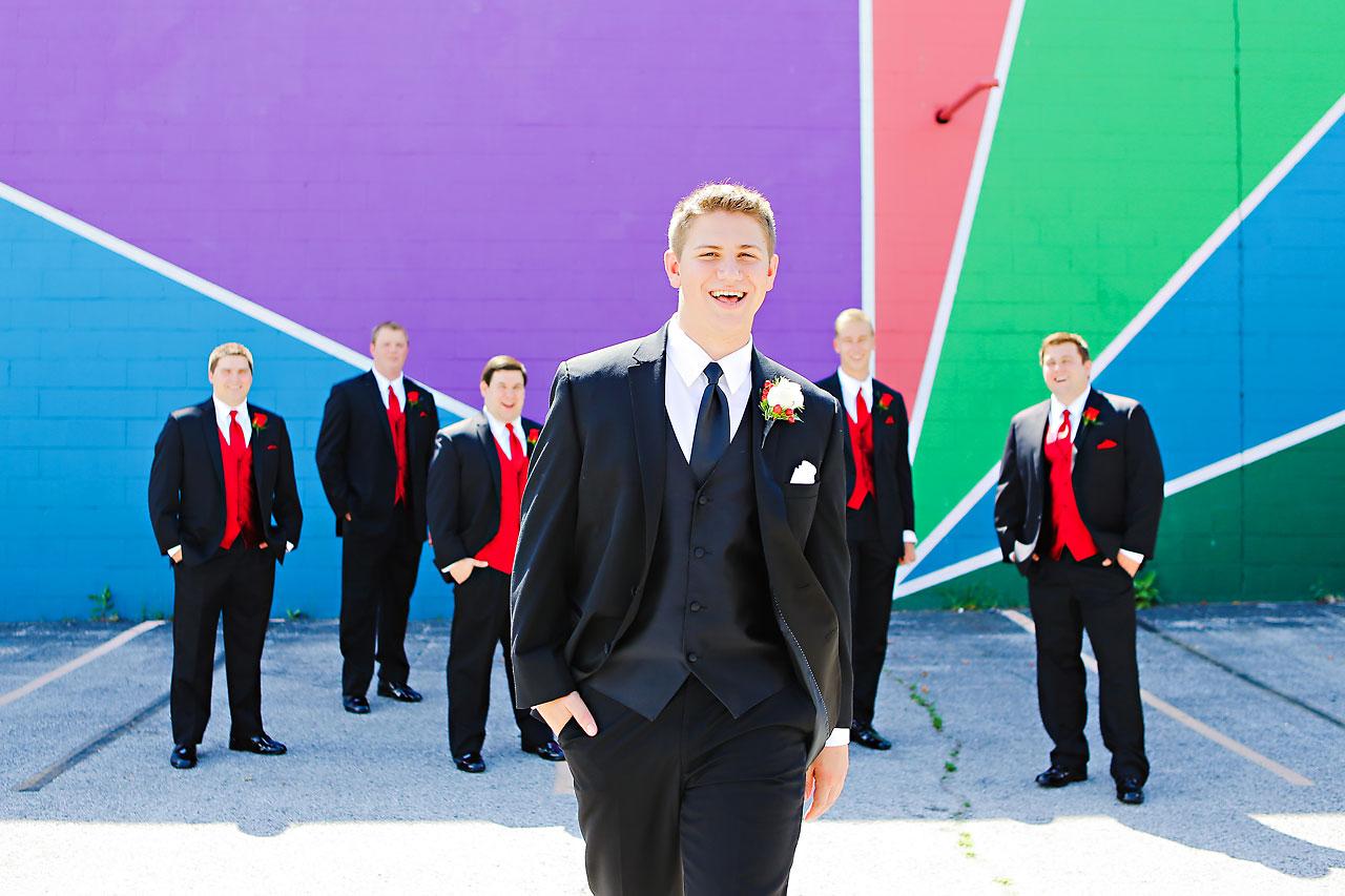 Brittney Conor Alexander Hotel Wedding 119
