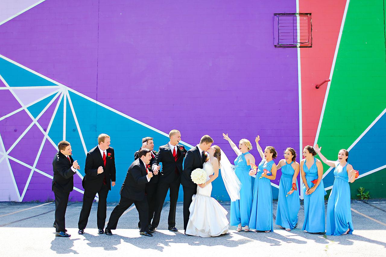 Brittney Conor Alexander Hotel Wedding 100