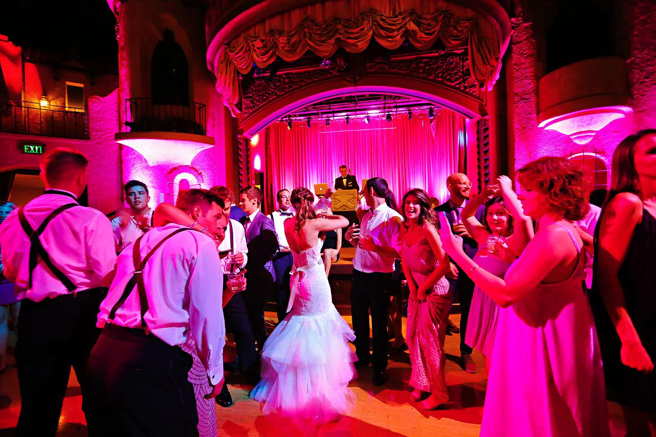 294 Vanessa Dustin Indiana Roof Ballroom Wedding