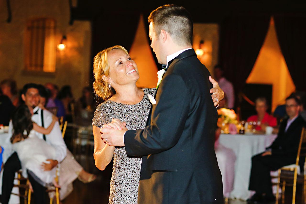 247 Vanessa Dustin Indiana Roof Ballroom Wedding