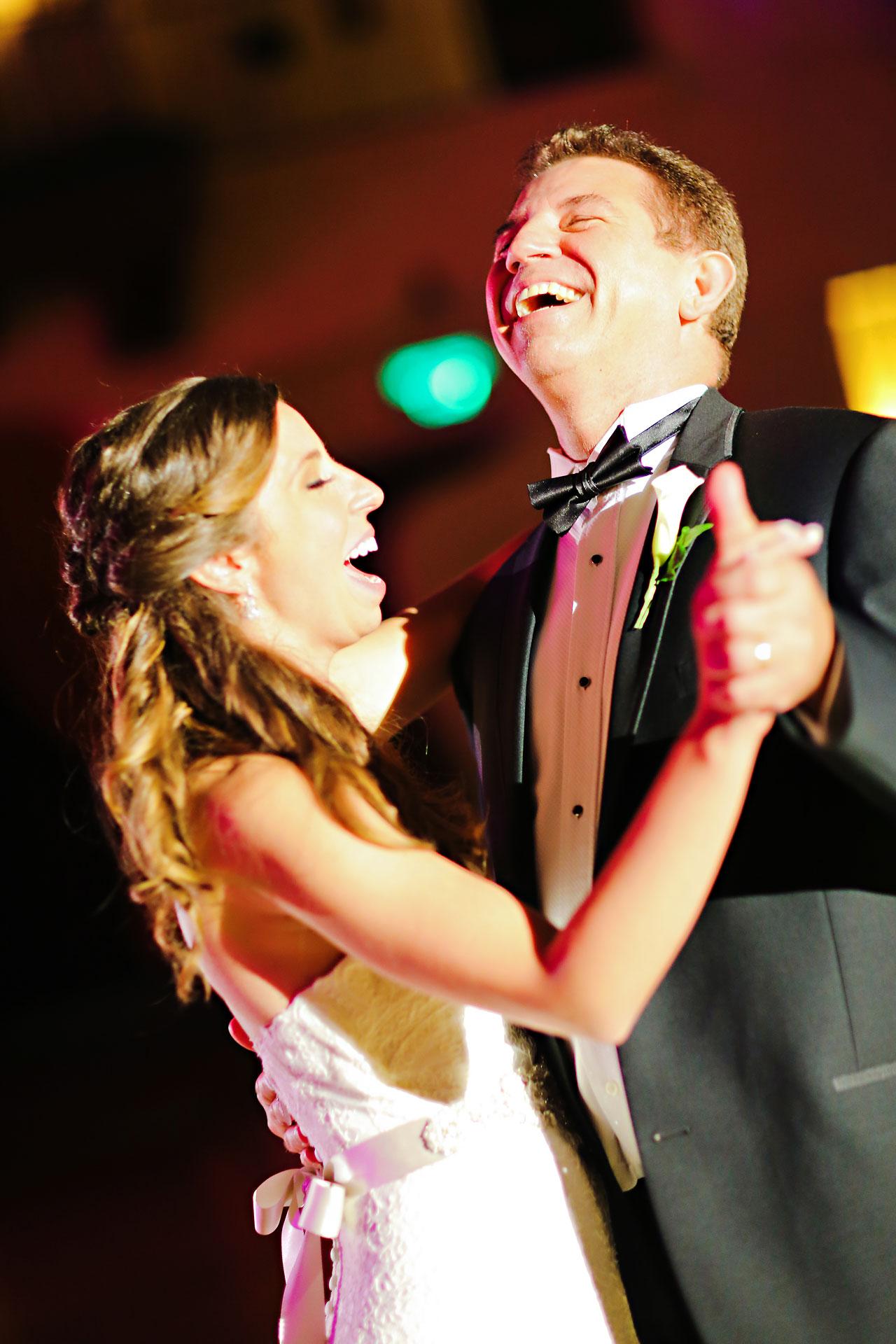 245 Vanessa Dustin Indiana Roof Ballroom Wedding