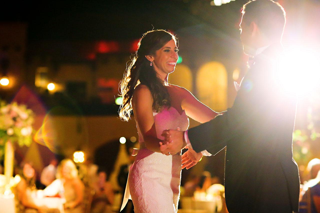 239 Vanessa Dustin Indiana Roof Ballroom Wedding