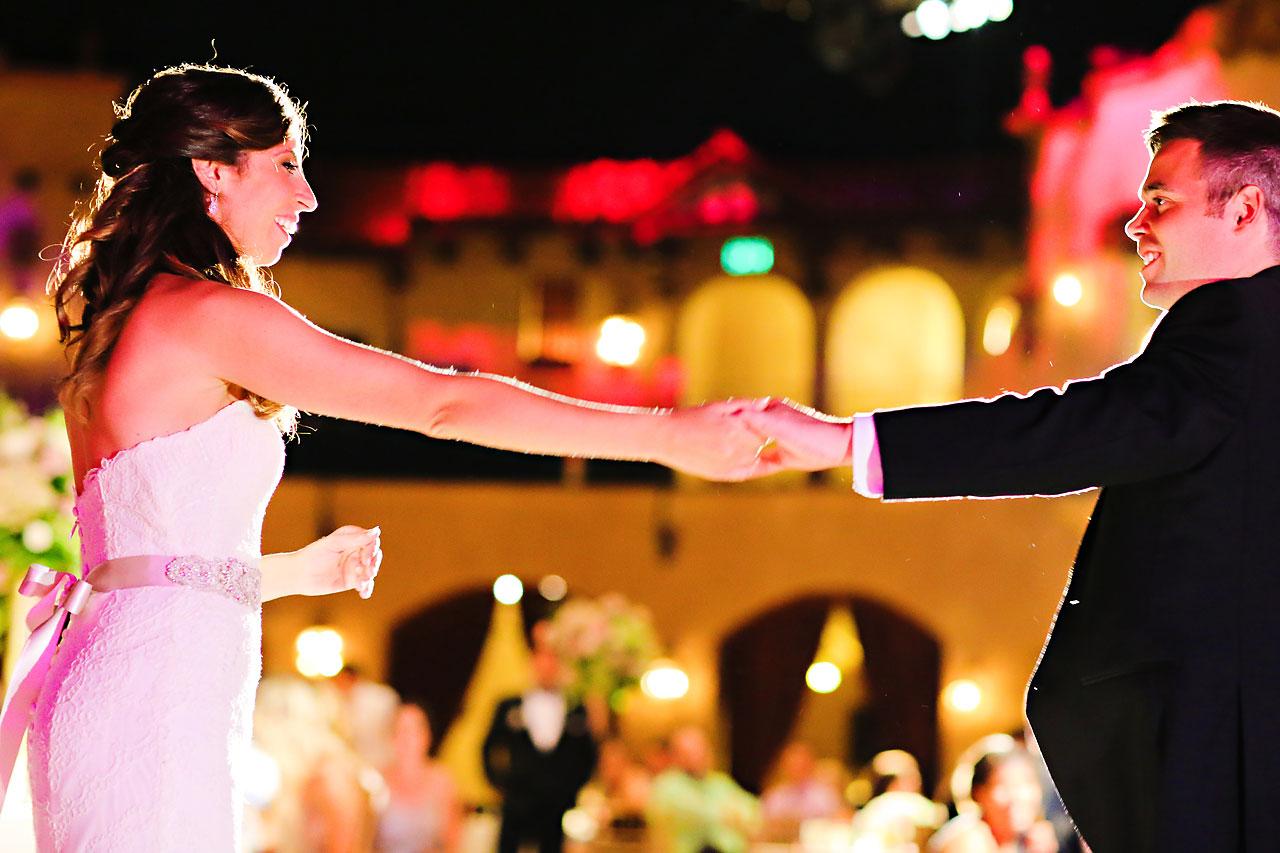 240 Vanessa Dustin Indiana Roof Ballroom Wedding