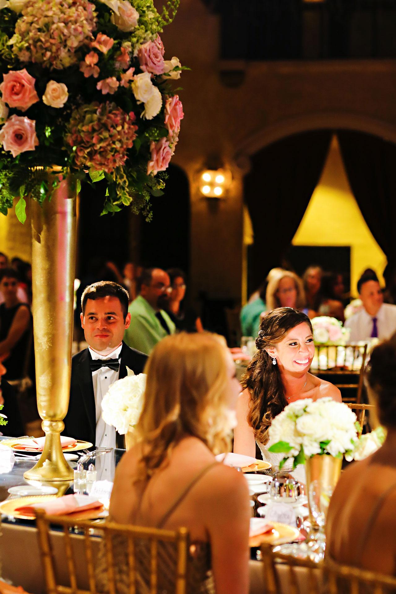 209 Vanessa Dustin Indiana Roof Ballroom Wedding