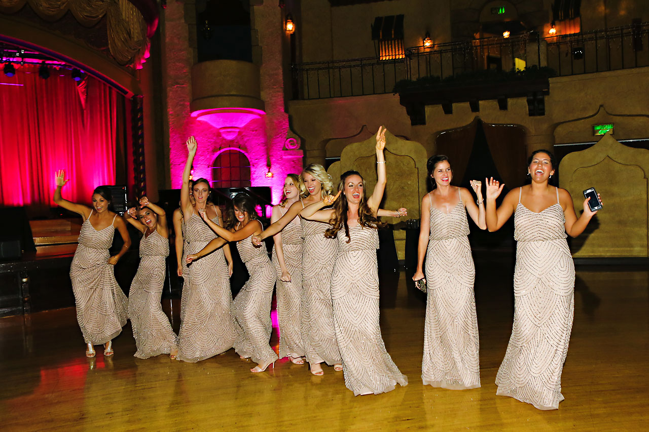 206 Vanessa Dustin Indiana Roof Ballroom Wedding