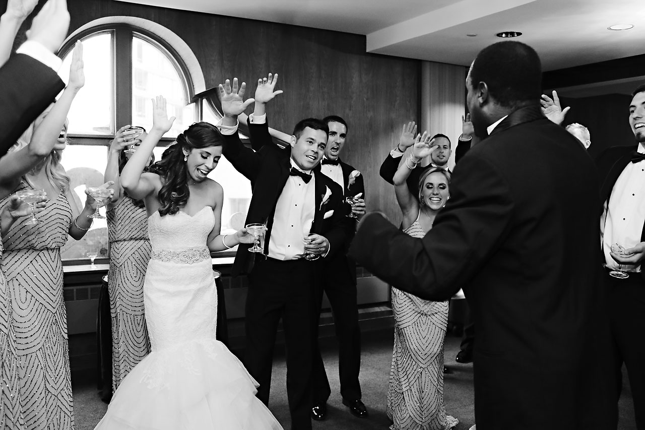 204 Vanessa Dustin Indiana Roof Ballroom Wedding