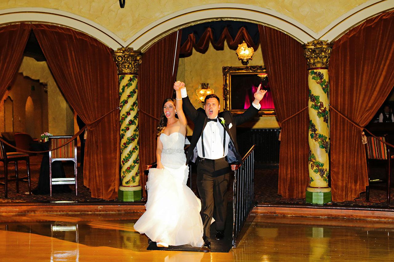 205 Vanessa Dustin Indiana Roof Ballroom Wedding