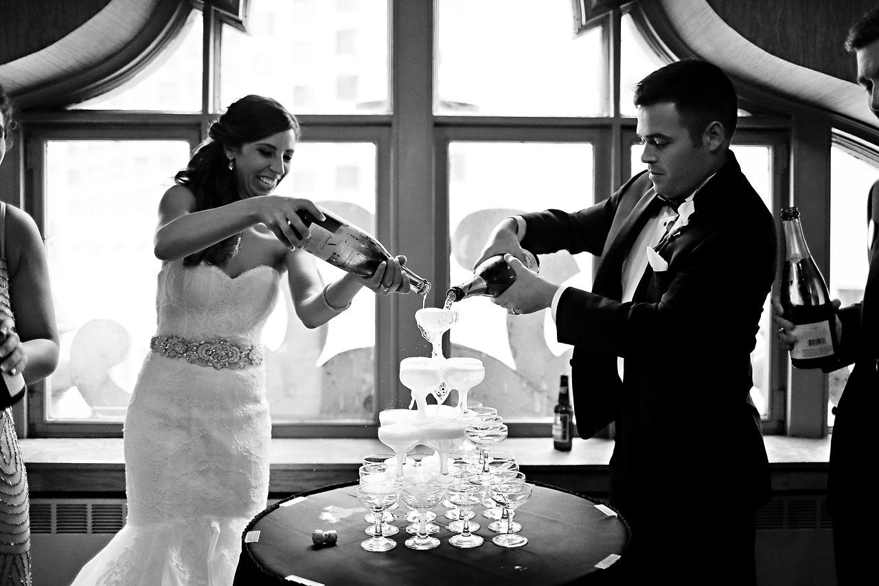 200 Vanessa Dustin Indiana Roof Ballroom Wedding