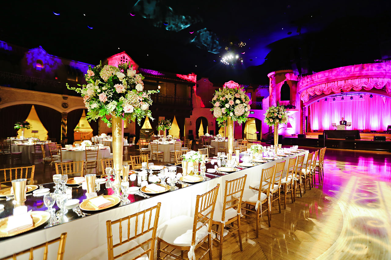 192 Vanessa Dustin Indiana Roof Ballroom Wedding