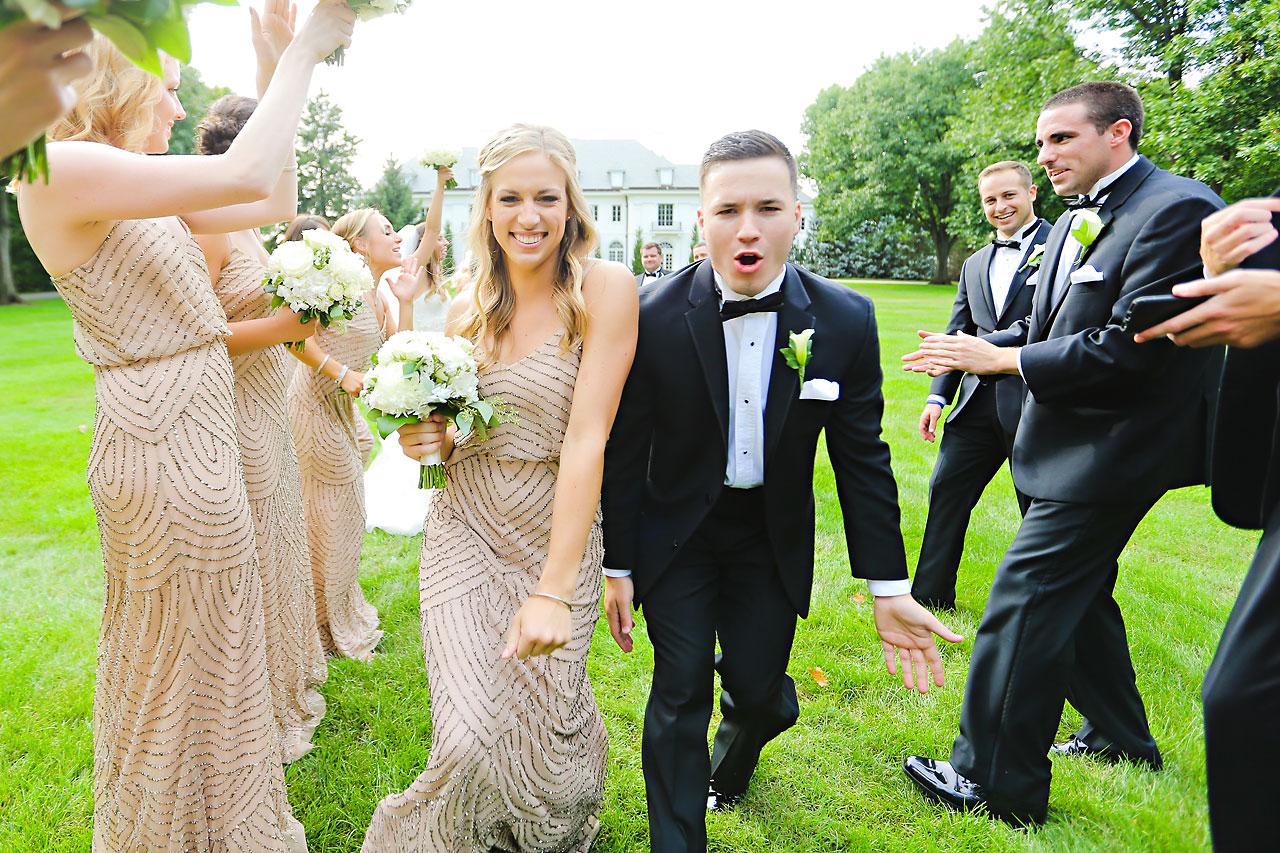 168 Vanessa Dustin Indiana Roof Ballroom Wedding