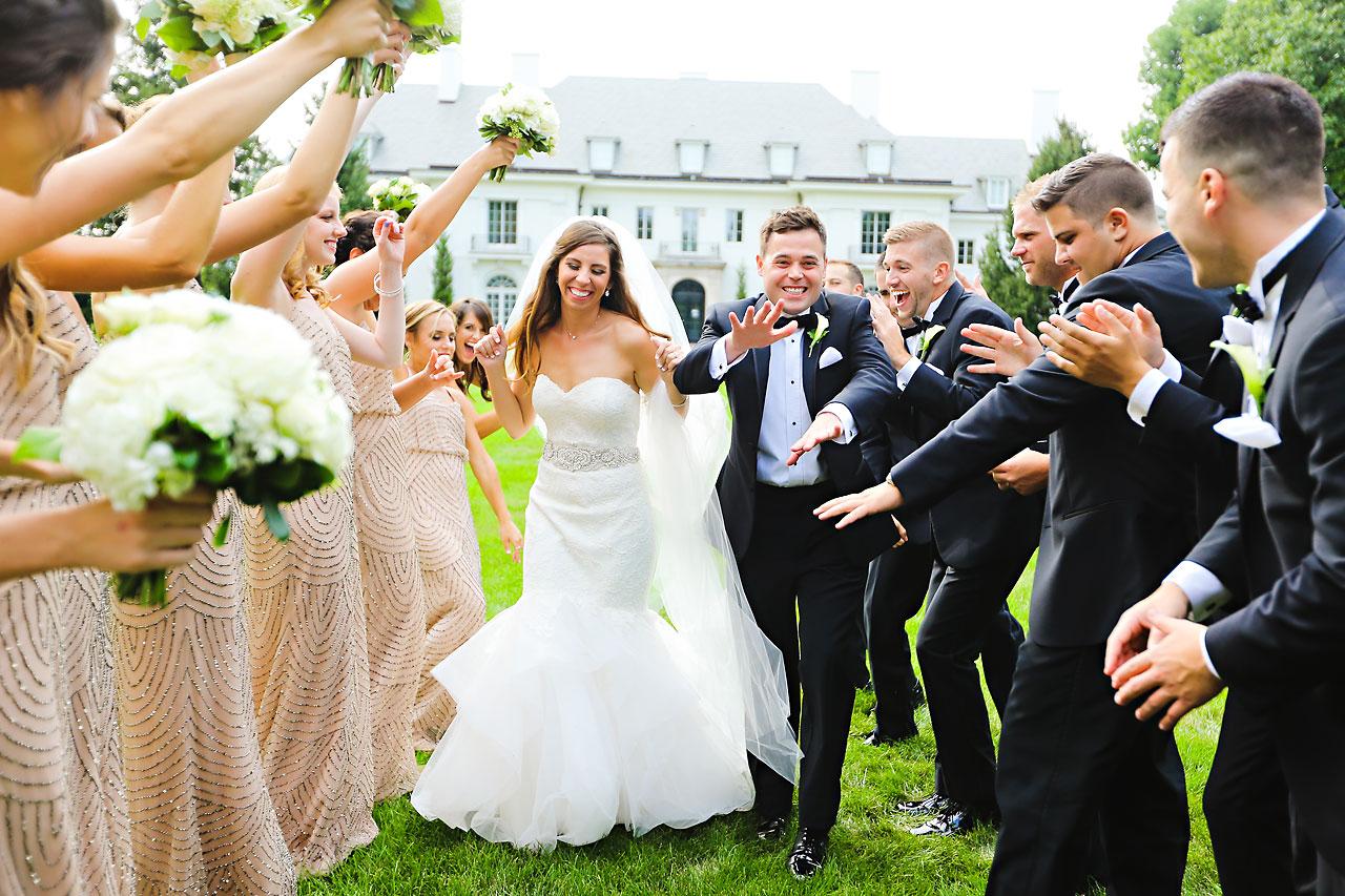 165 Vanessa Dustin Indiana Roof Ballroom Wedding