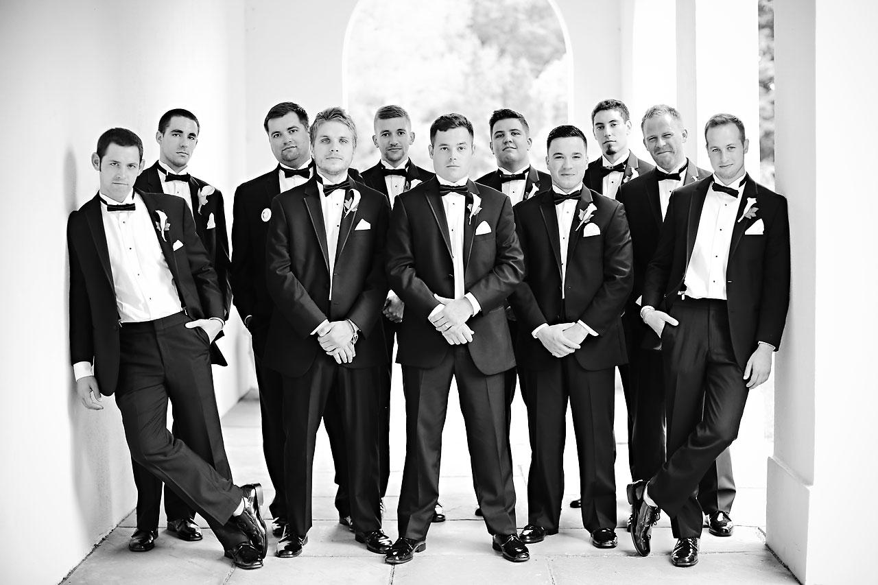 161 Vanessa Dustin Indiana Roof Ballroom Wedding