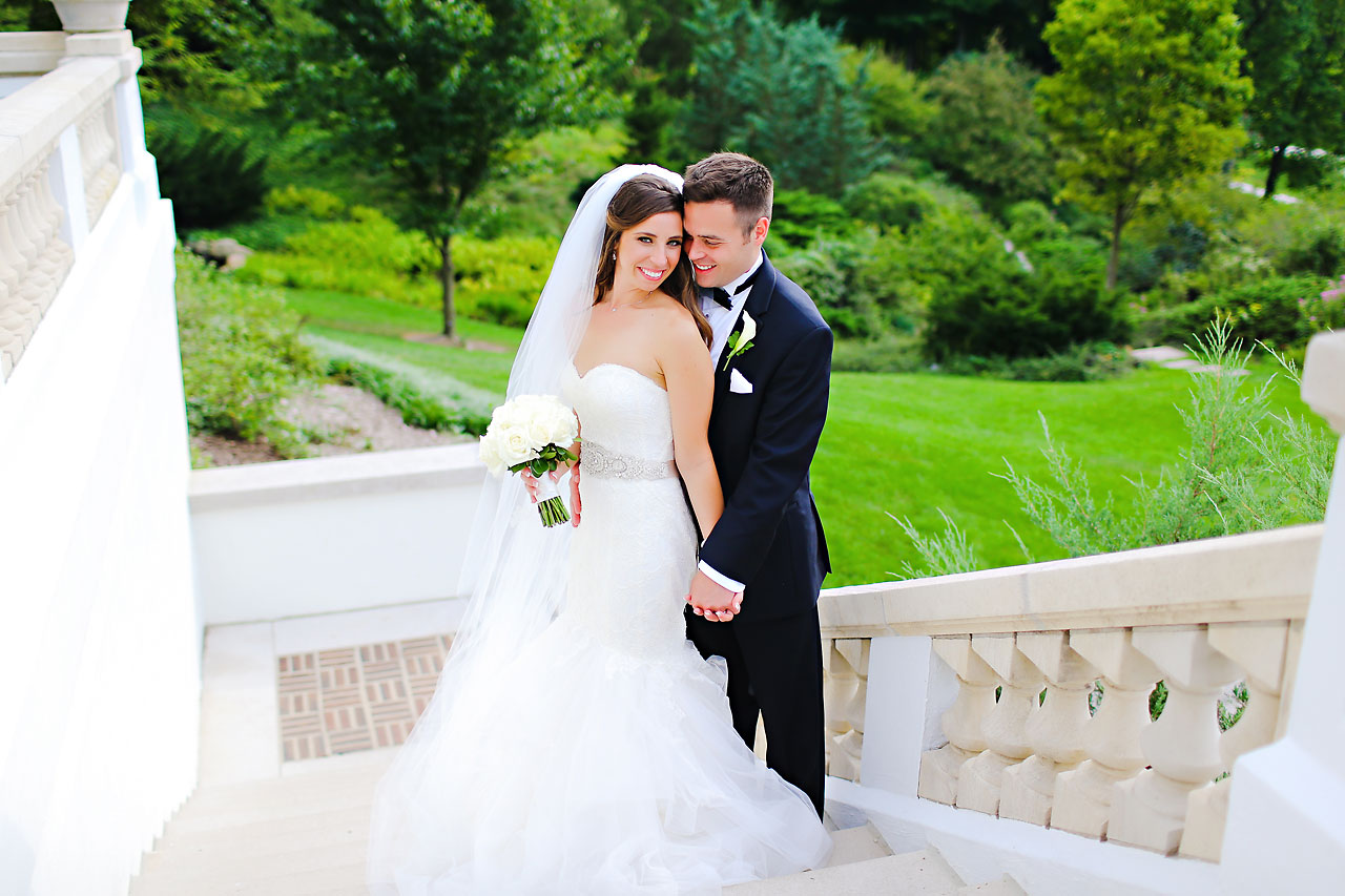 162 Vanessa Dustin Indiana Roof Ballroom Wedding