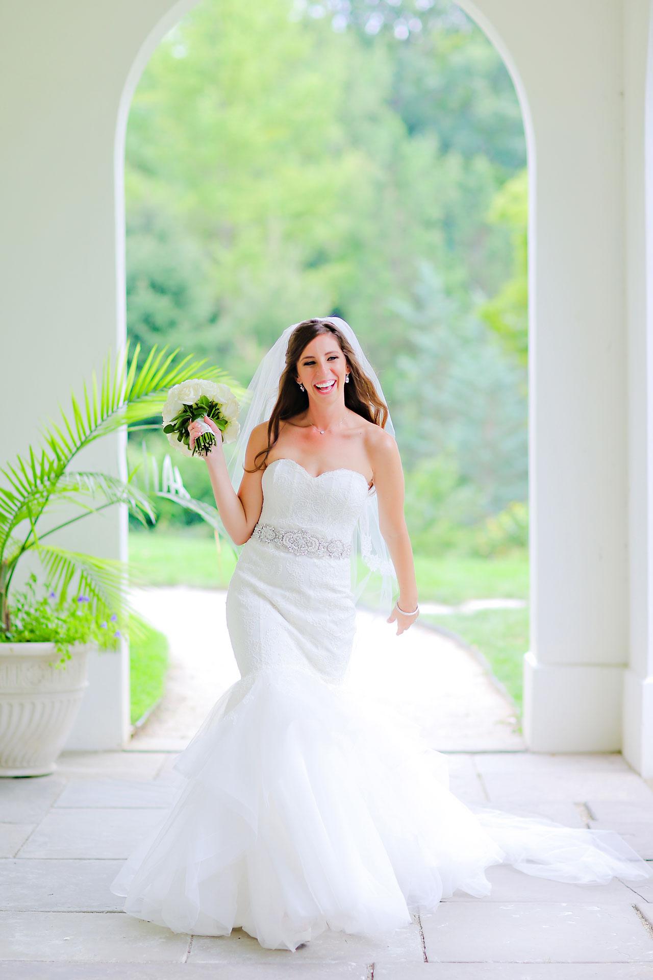 157 Vanessa Dustin Indiana Roof Ballroom Wedding