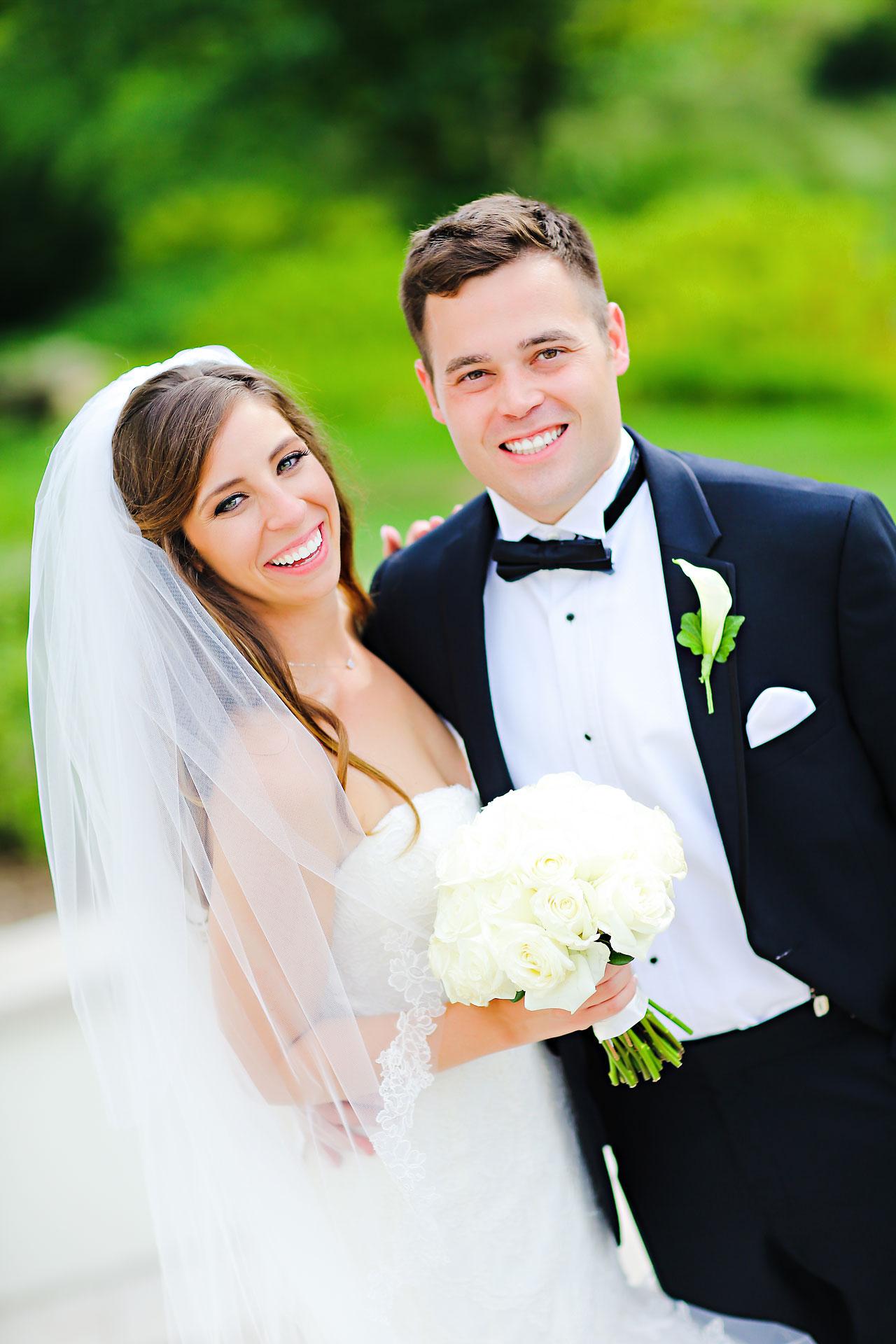 148 Vanessa Dustin Indiana Roof Ballroom Wedding