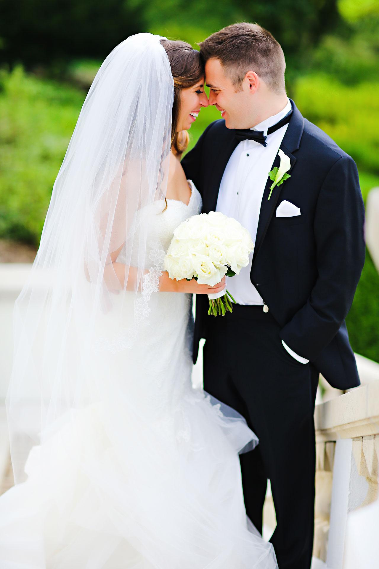 146 Vanessa Dustin Indiana Roof Ballroom Wedding