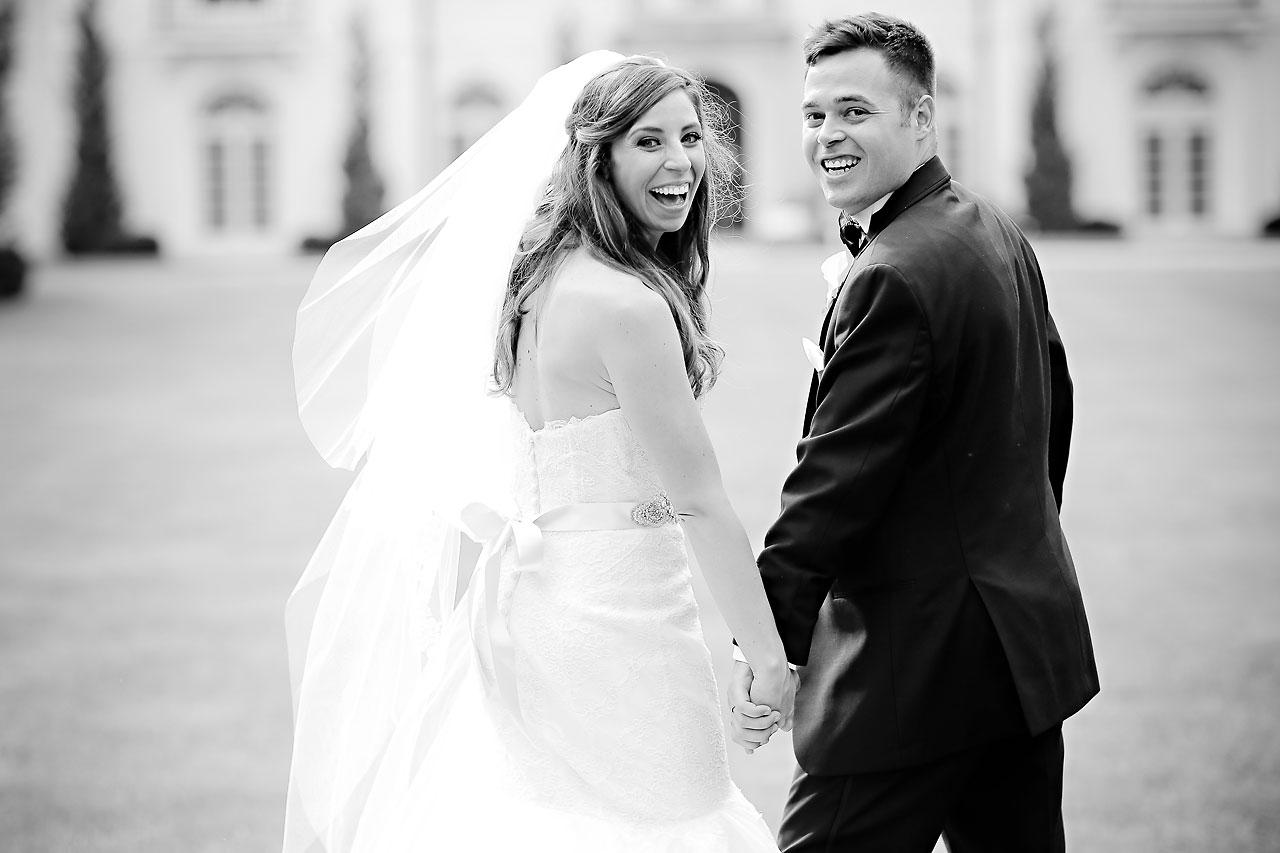 137 Vanessa Dustin Indiana Roof Ballroom Wedding