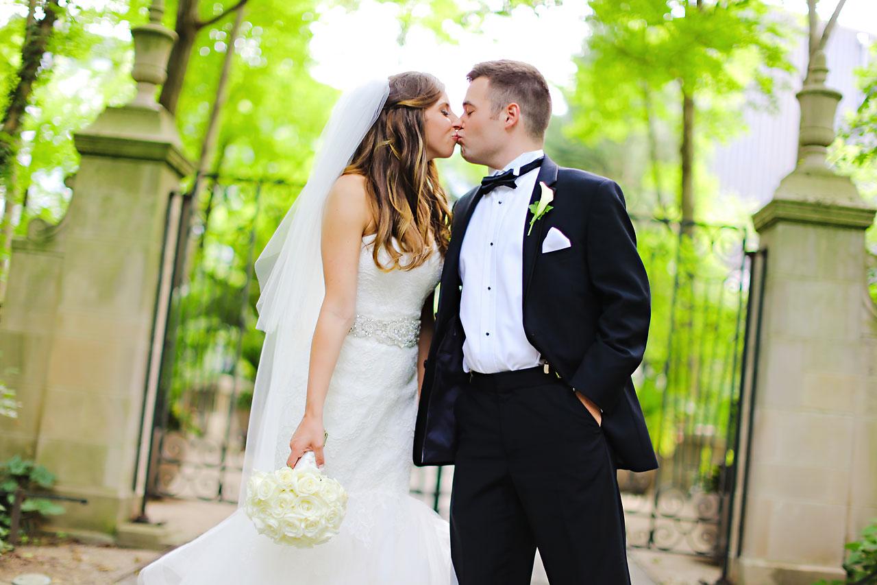 134 Vanessa Dustin Indiana Roof Ballroom Wedding