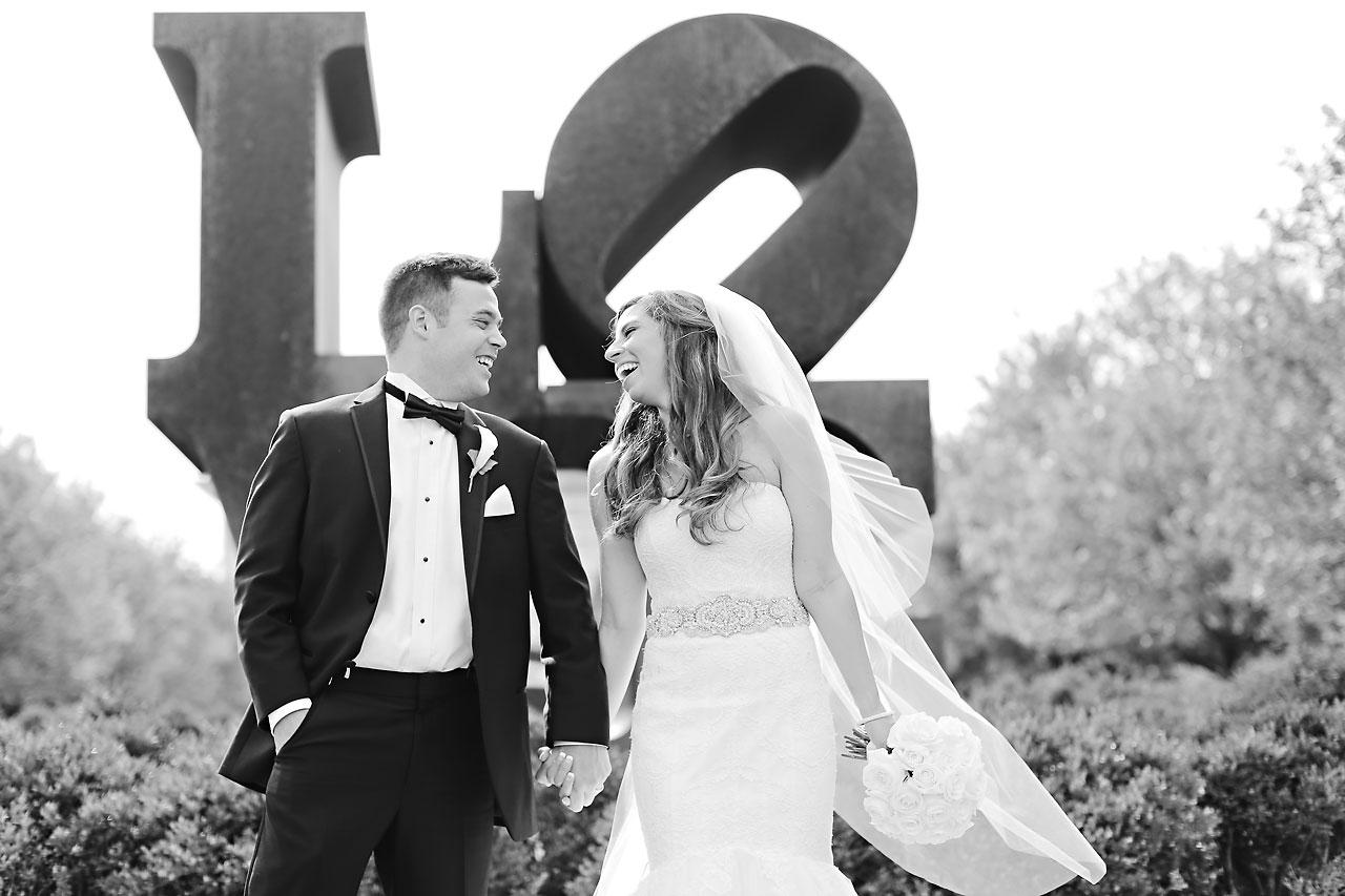 135 Vanessa Dustin Indiana Roof Ballroom Wedding