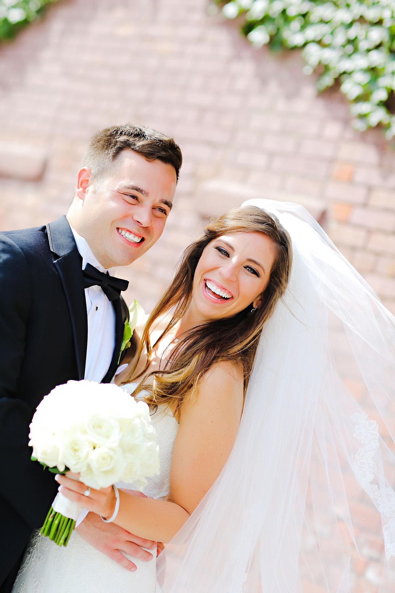 123 Vanessa Dustin Indiana Roof Ballroom Wedding