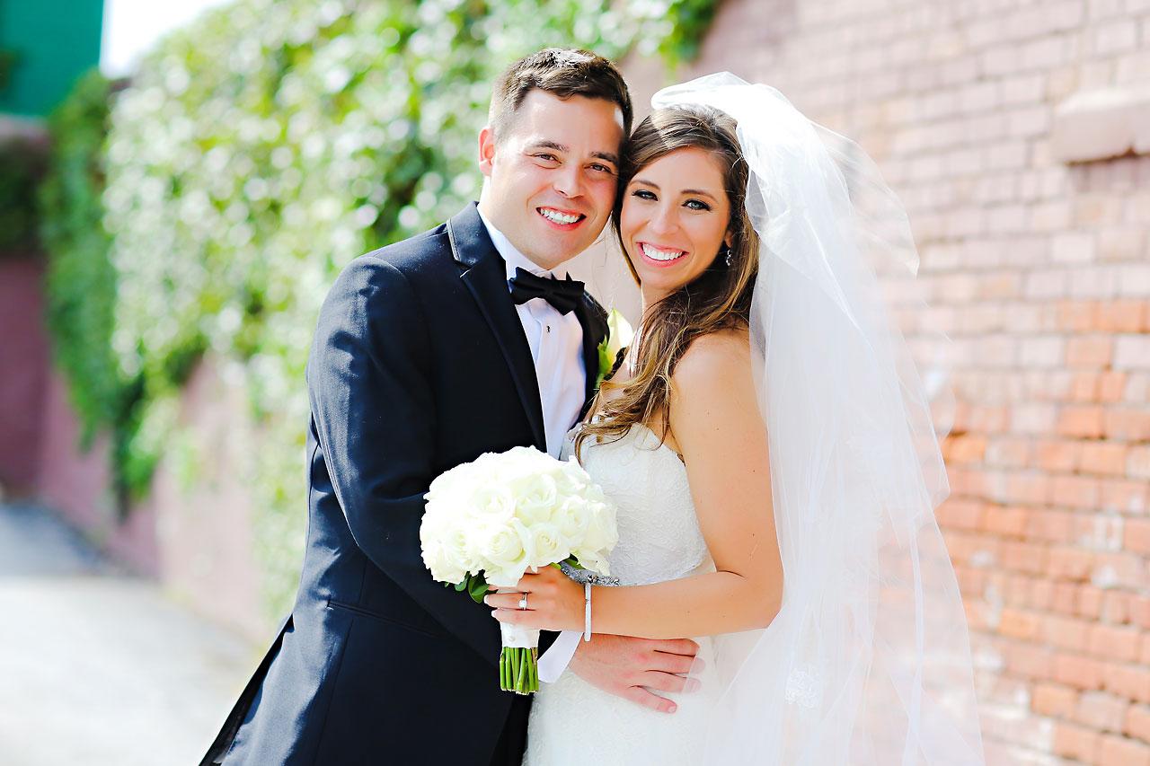 118 Vanessa Dustin Indiana Roof Ballroom Wedding