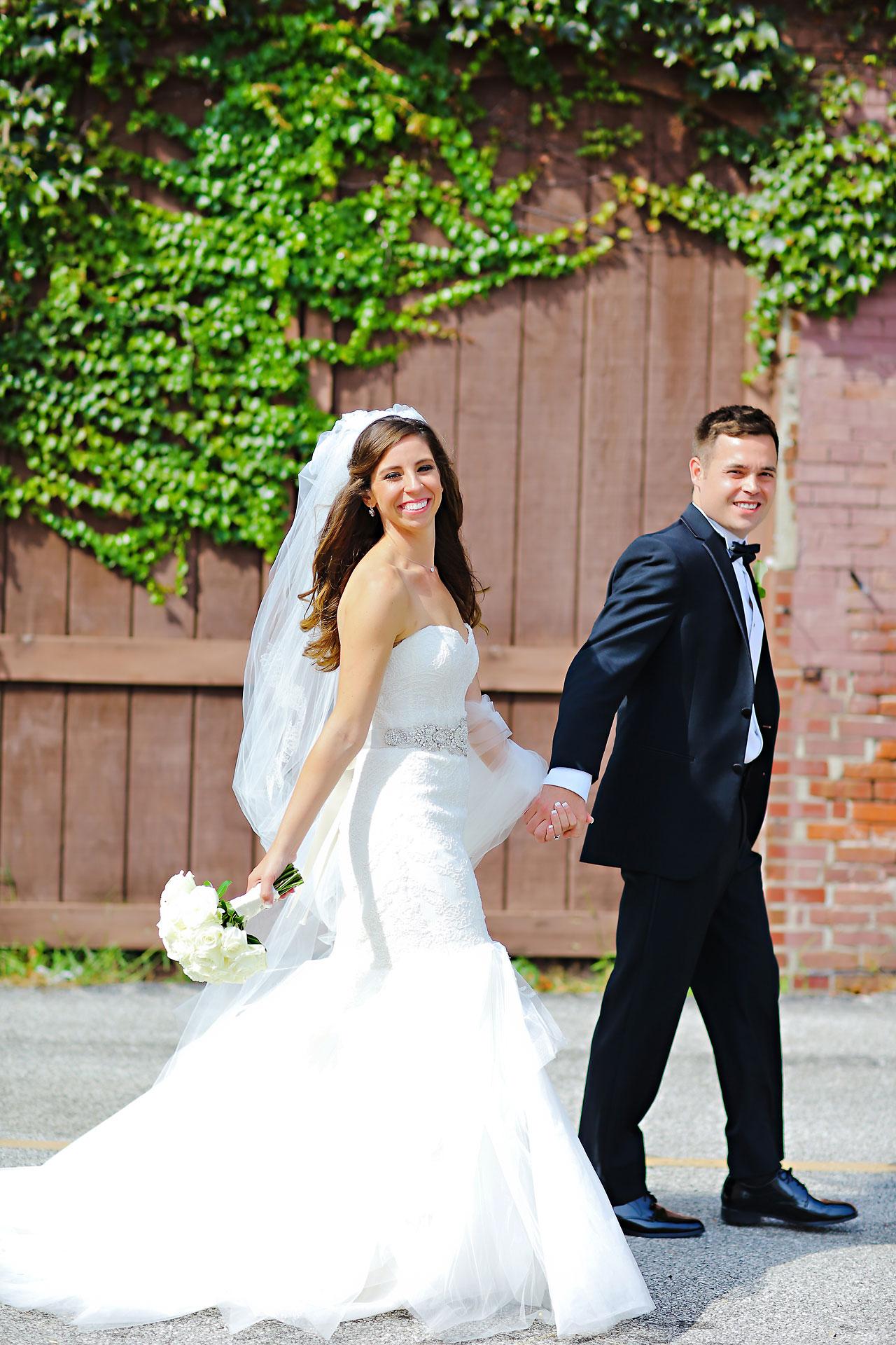 115 Vanessa Dustin Indiana Roof Ballroom Wedding