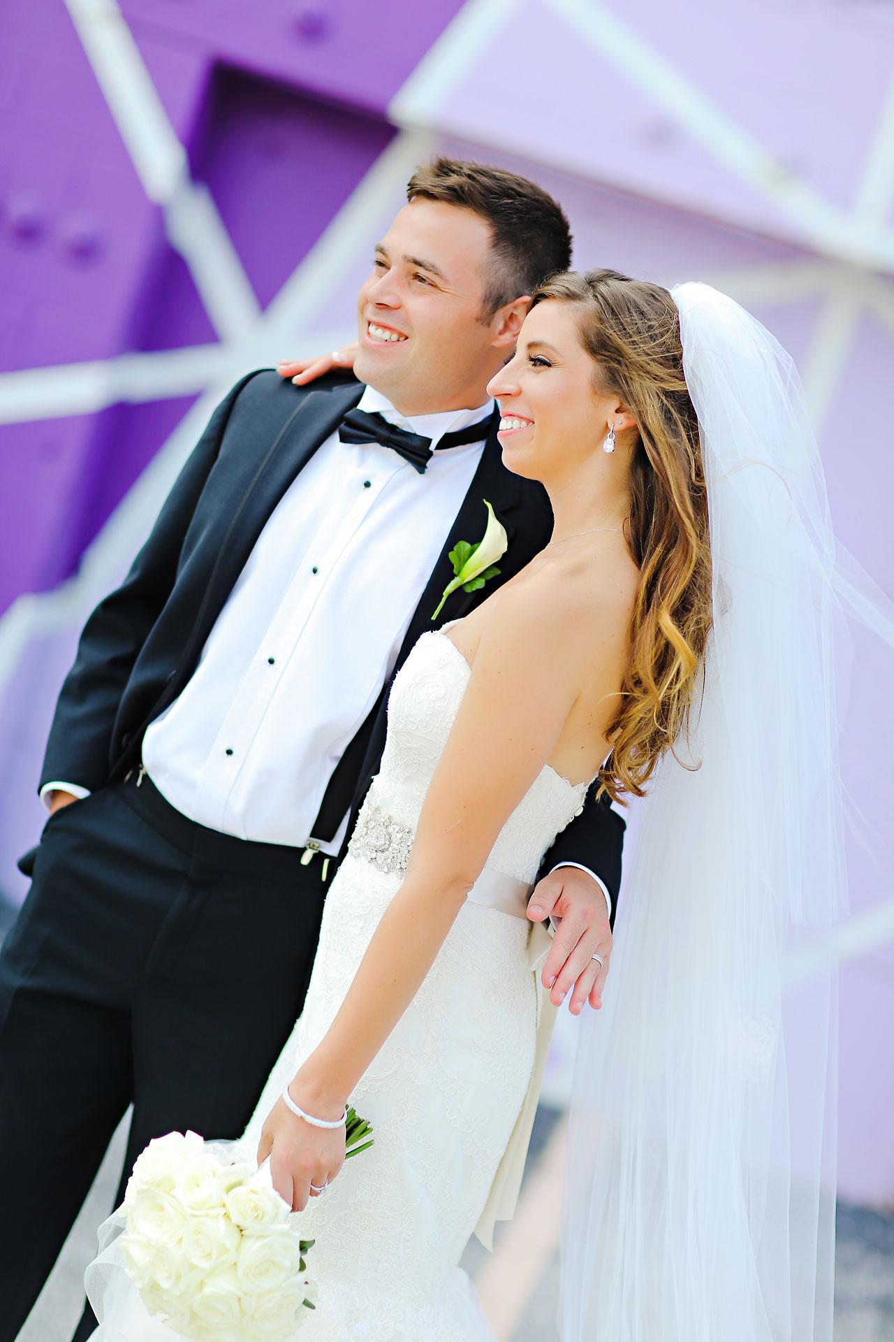 110 Vanessa Dustin Indiana Roof Ballroom Wedding