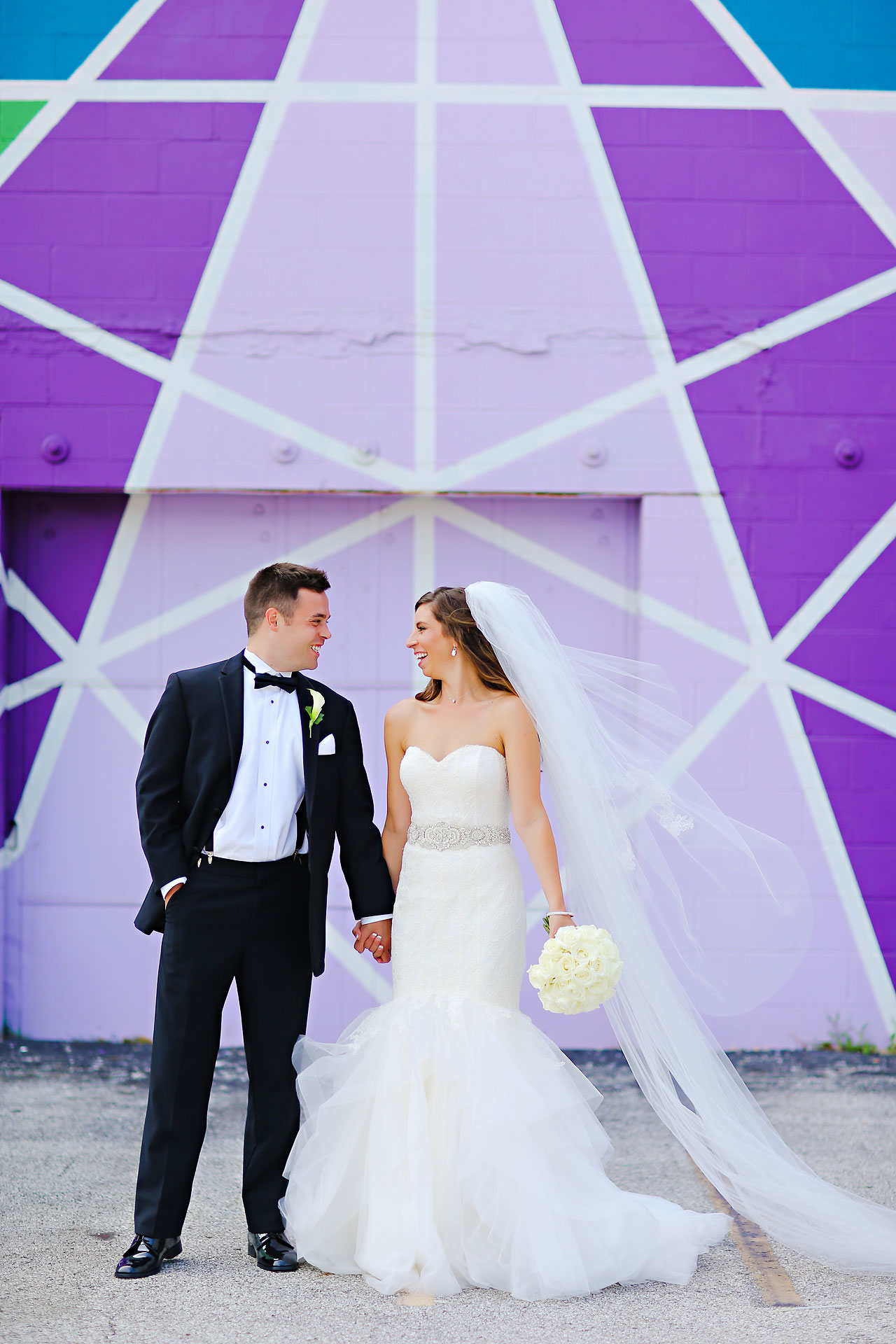 107 Vanessa Dustin Indiana Roof Ballroom Wedding