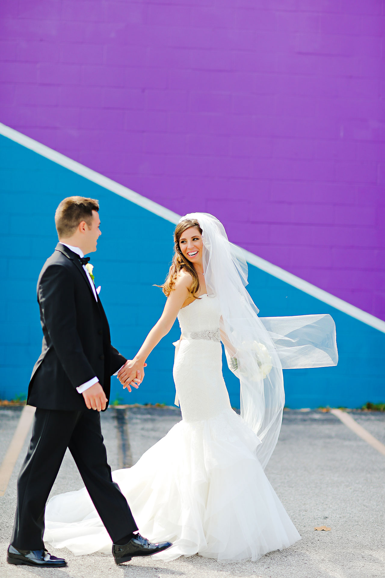 109 Vanessa Dustin Indiana Roof Ballroom Wedding