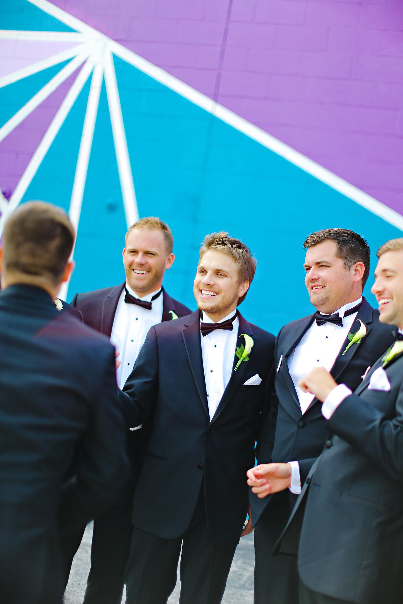 101 Vanessa Dustin Indiana Roof Ballroom Wedding