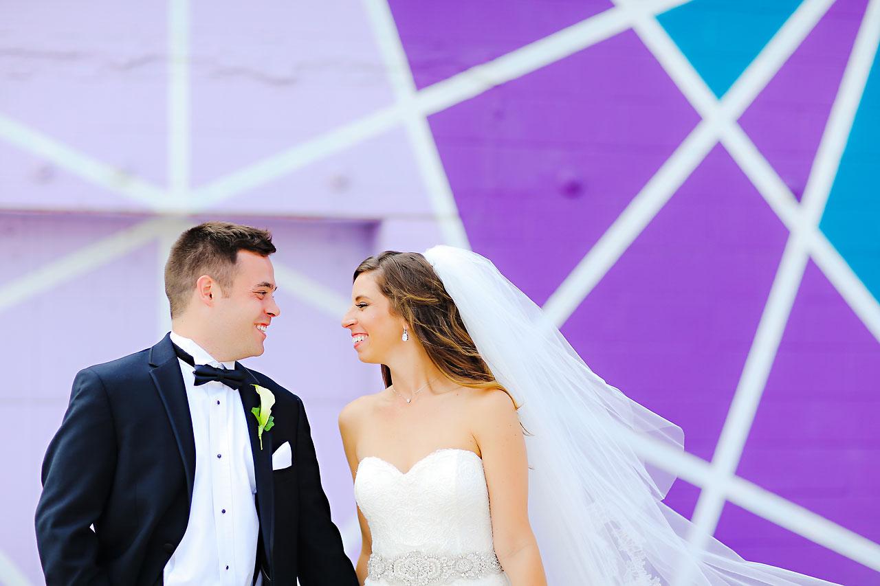 103 Vanessa Dustin Indiana Roof Ballroom Wedding