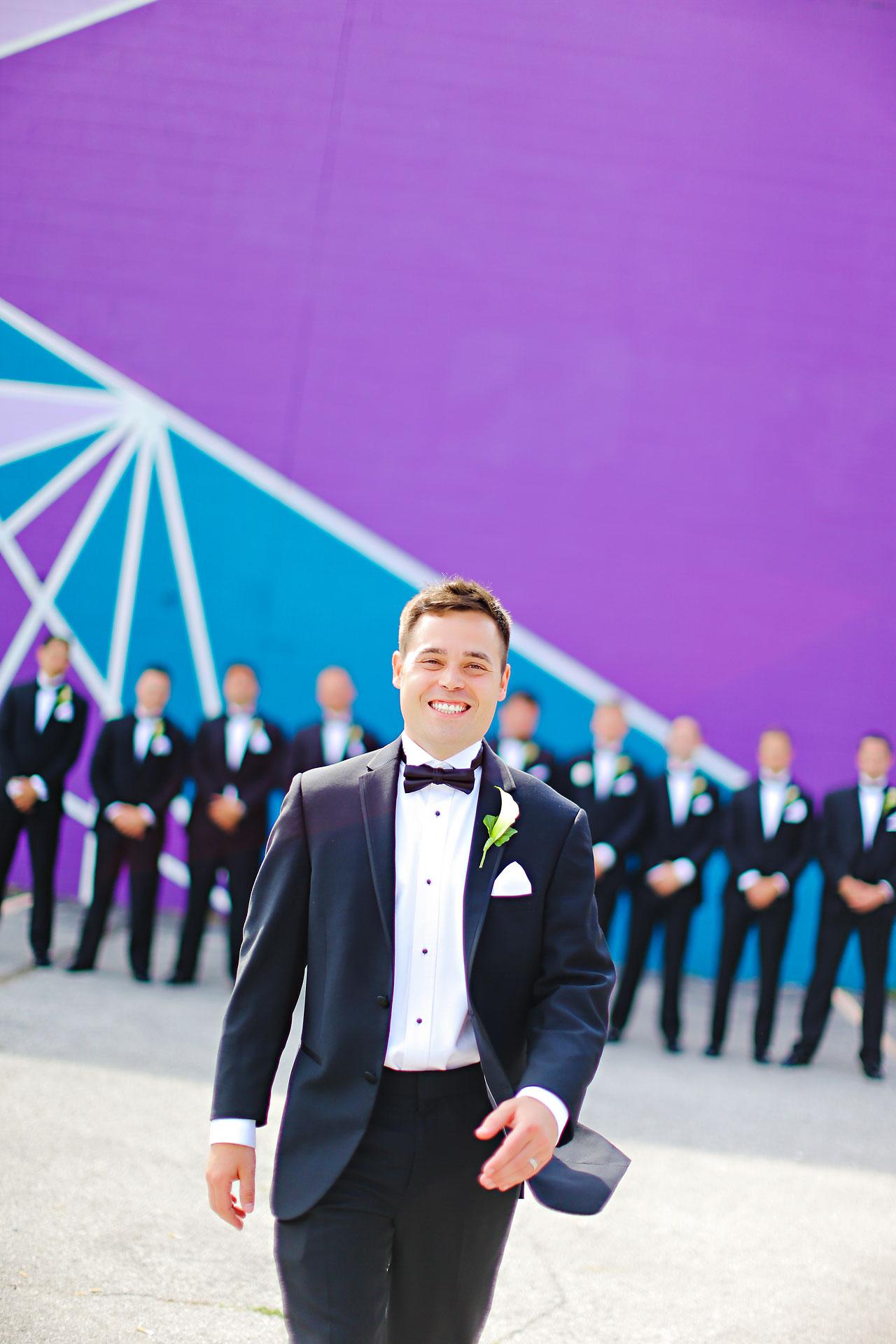 096 Vanessa Dustin Indiana Roof Ballroom Wedding