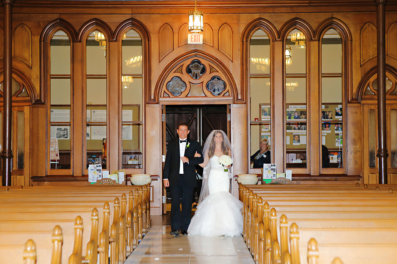 081 Vanessa Dustin Indiana Roof Ballroom Wedding