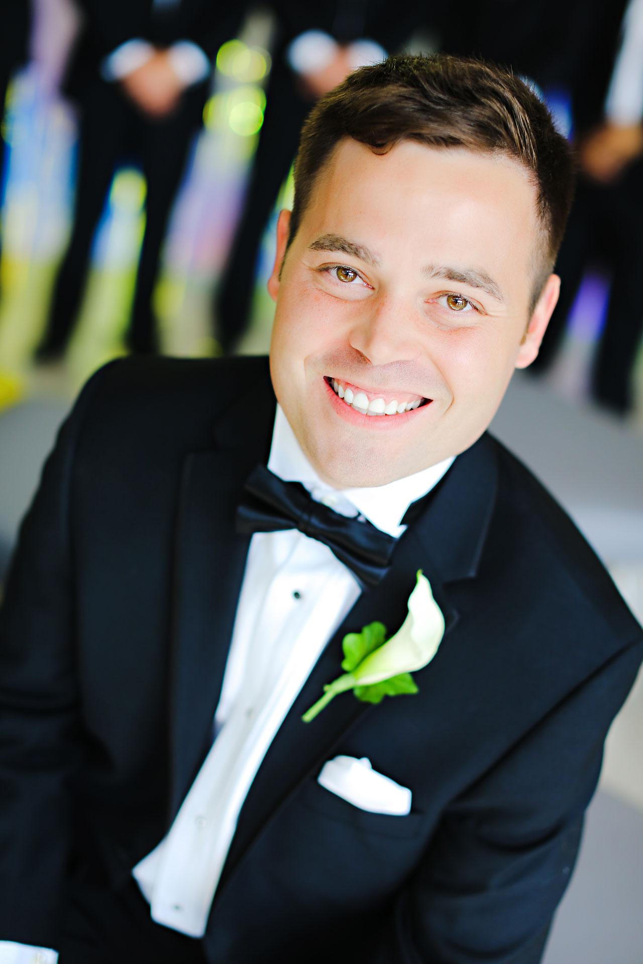 068 Vanessa Dustin Indiana Roof Ballroom Wedding