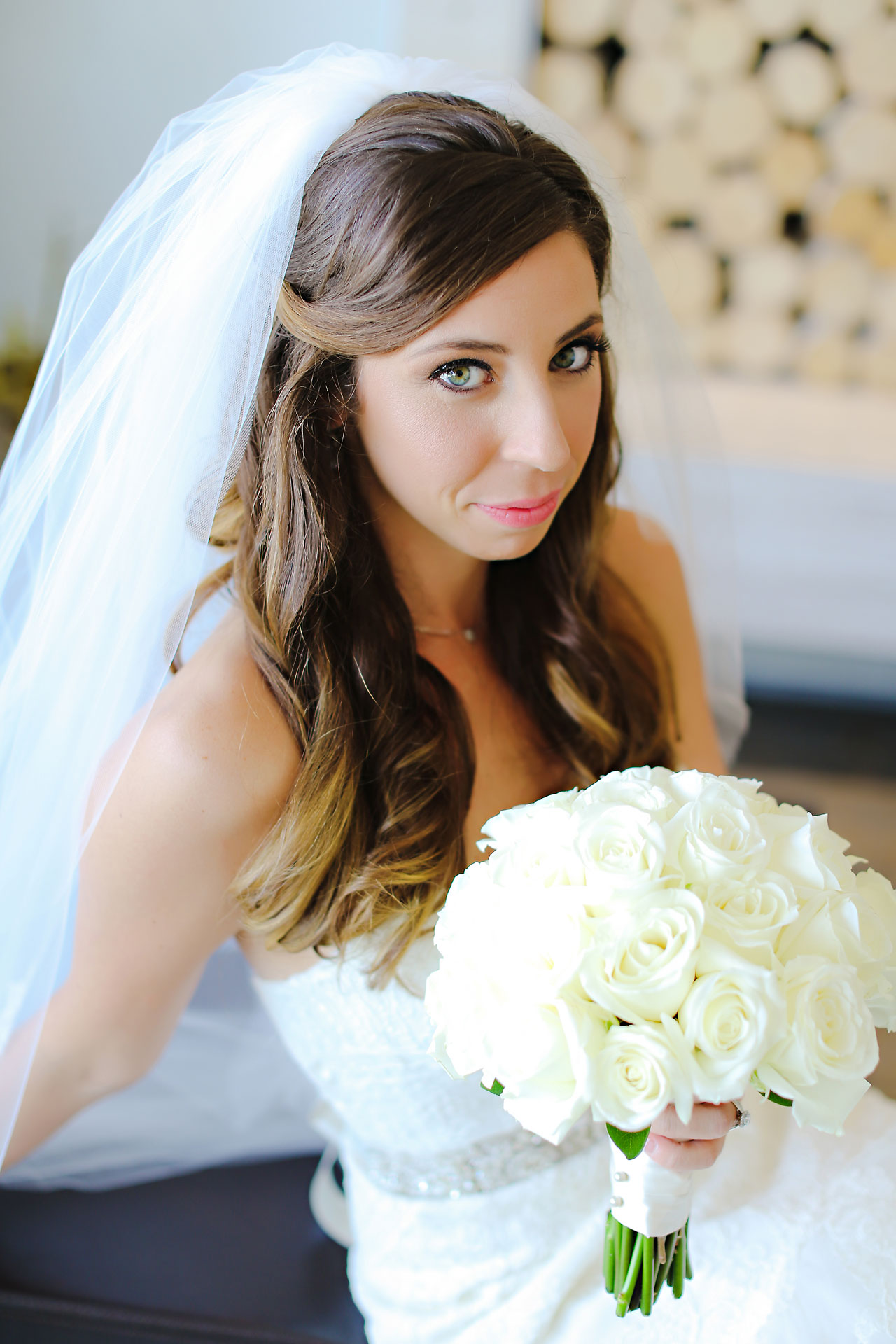 069 Vanessa Dustin Indiana Roof Ballroom Wedding