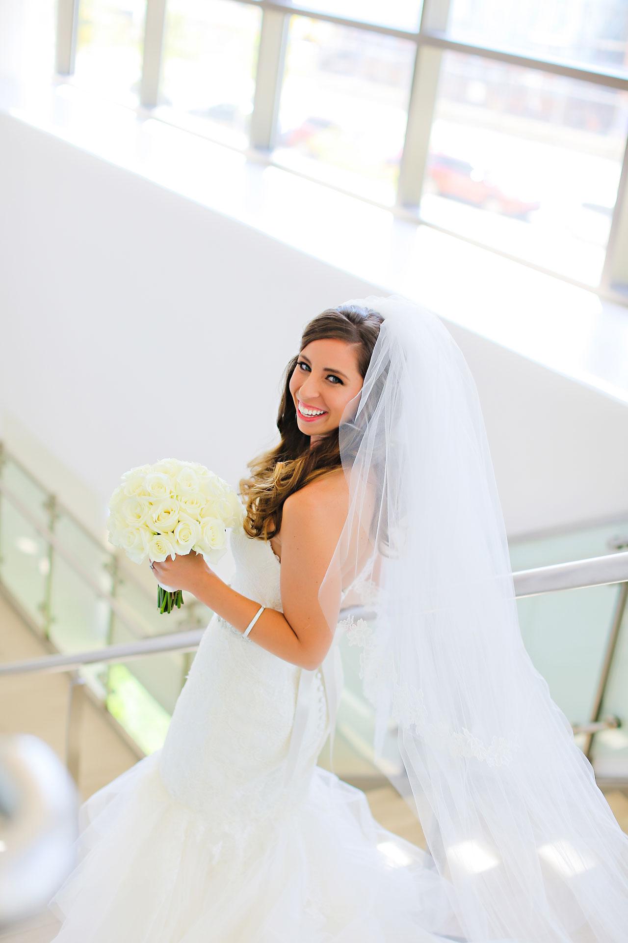 048 Vanessa Dustin Indiana Roof Ballroom Wedding