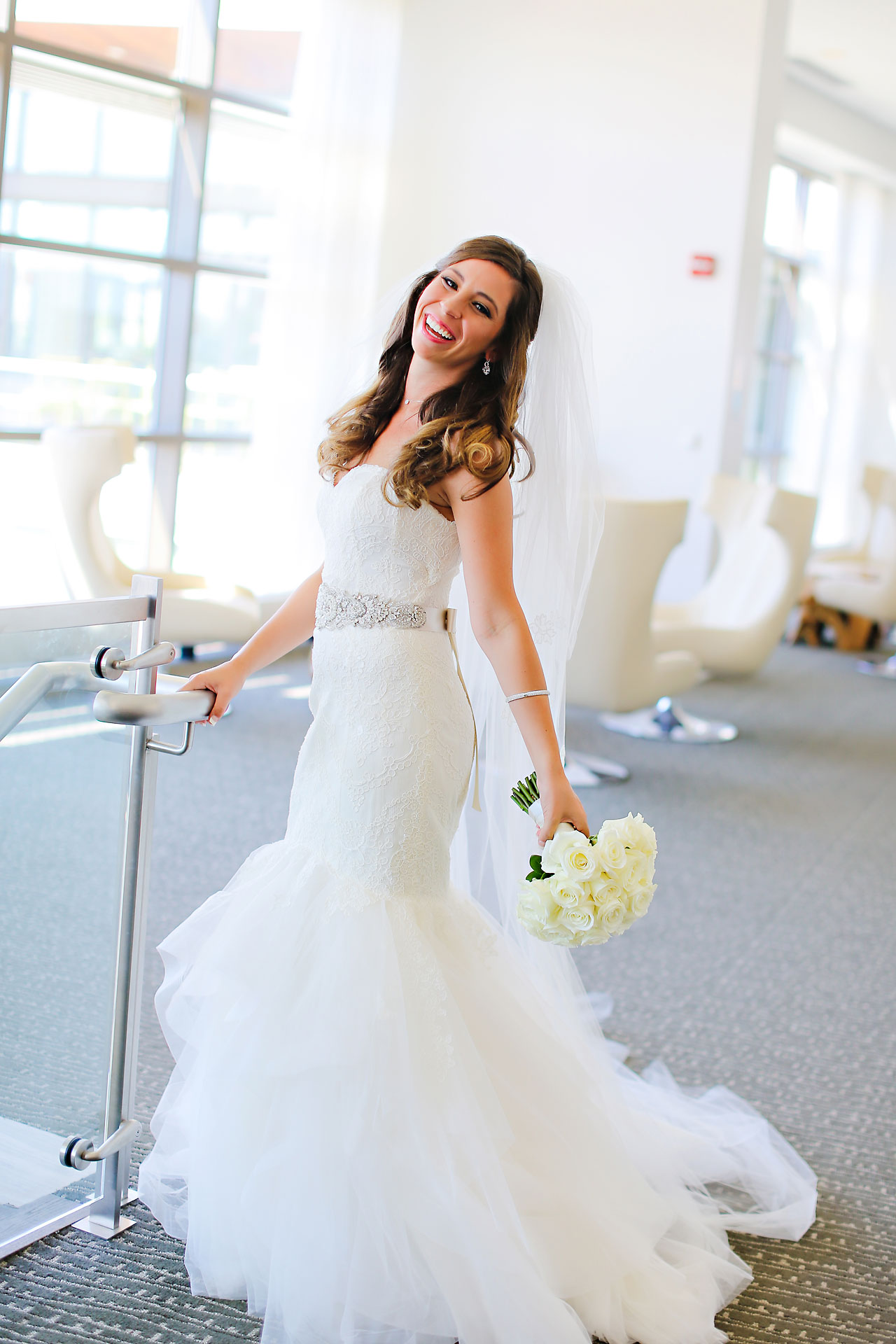 042 Vanessa Dustin Indiana Roof Ballroom Wedding