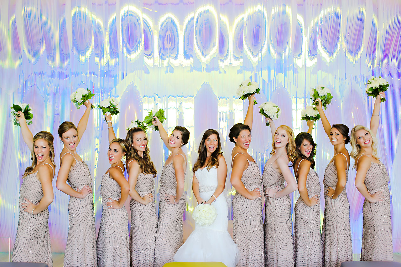 041 Vanessa Dustin Indiana Roof Ballroom Wedding