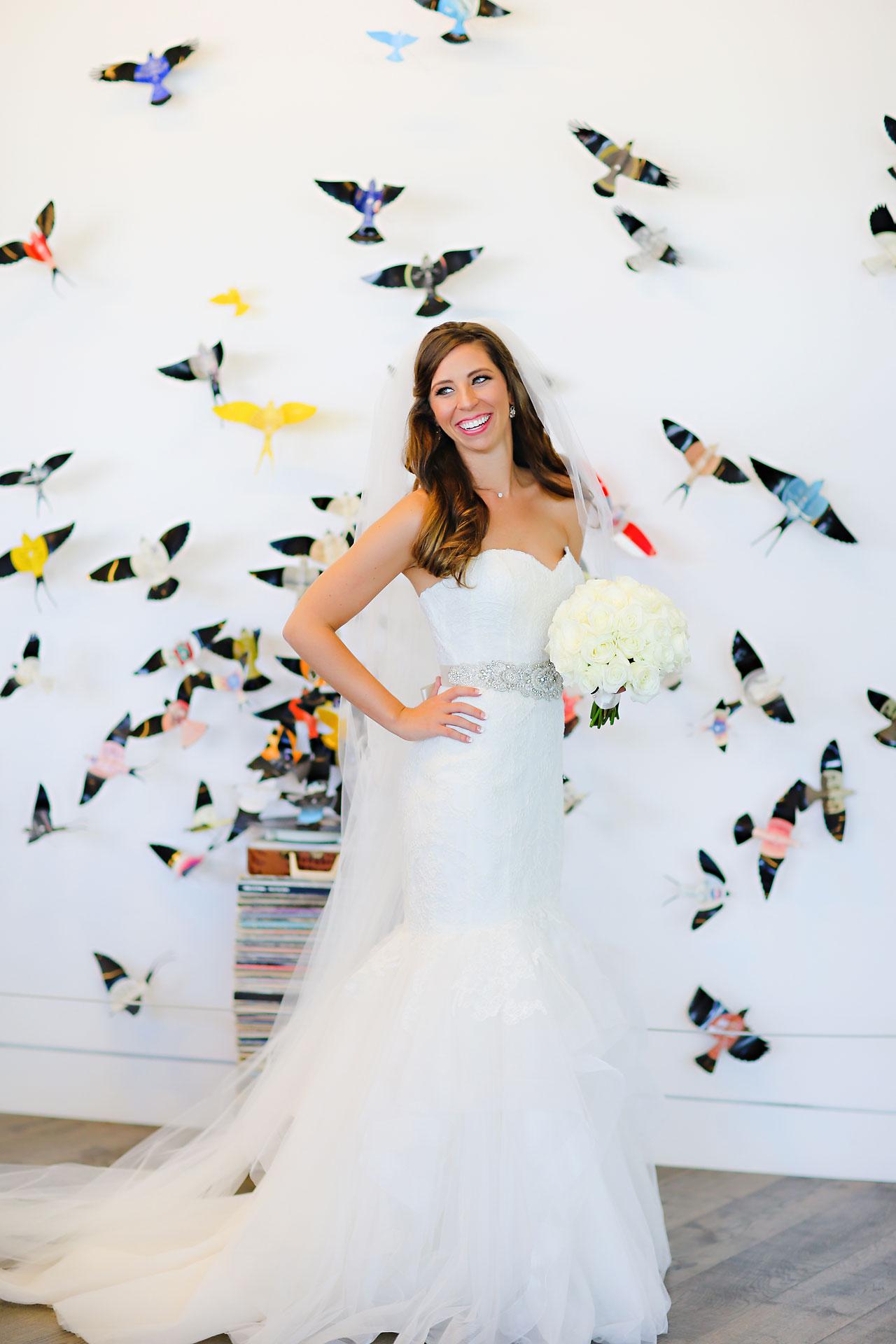 038 Vanessa Dustin Indiana Roof Ballroom Wedding