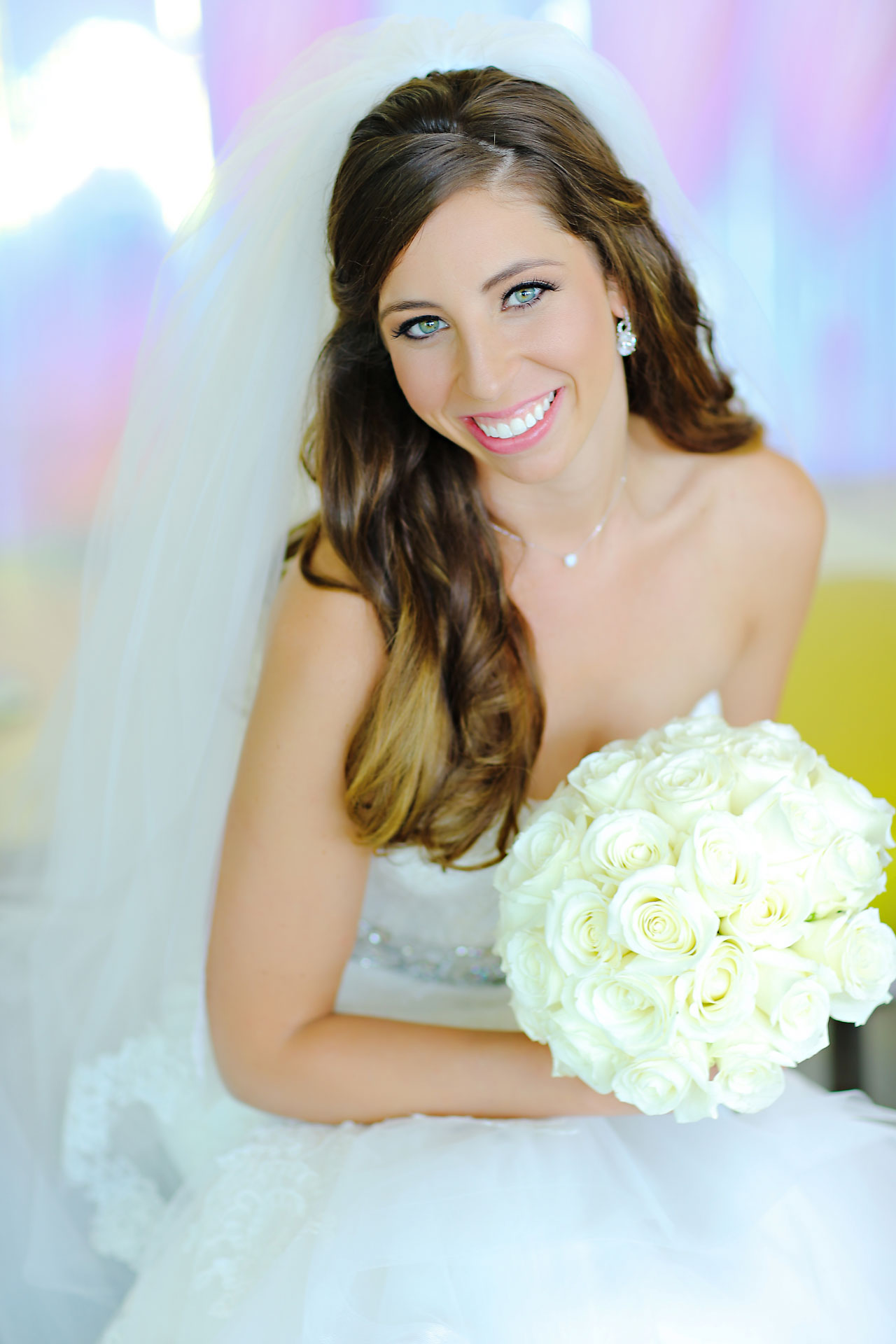 035 Vanessa Dustin Indiana Roof Ballroom Wedding
