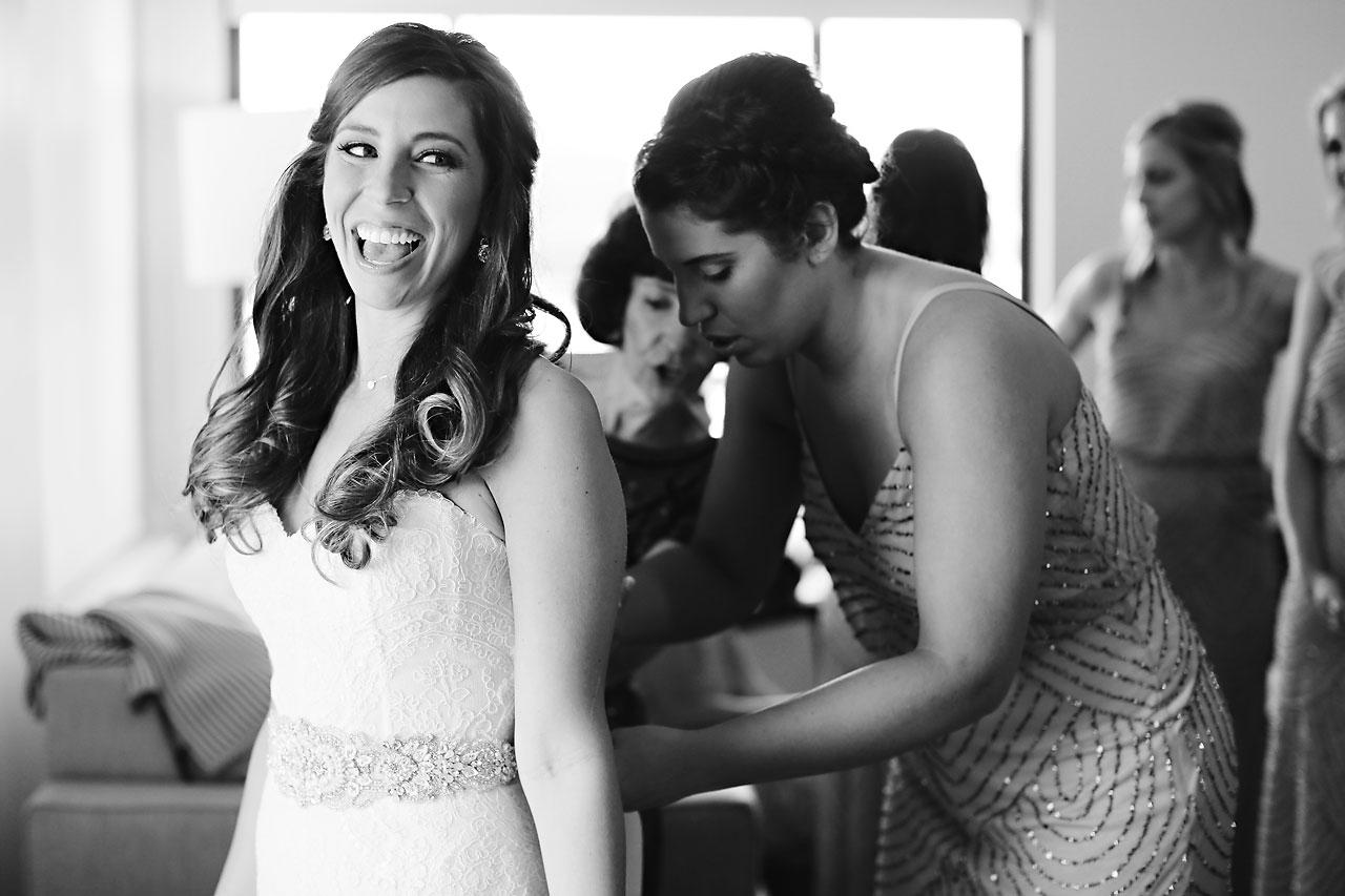 020 Vanessa Dustin Indiana Roof Ballroom Wedding