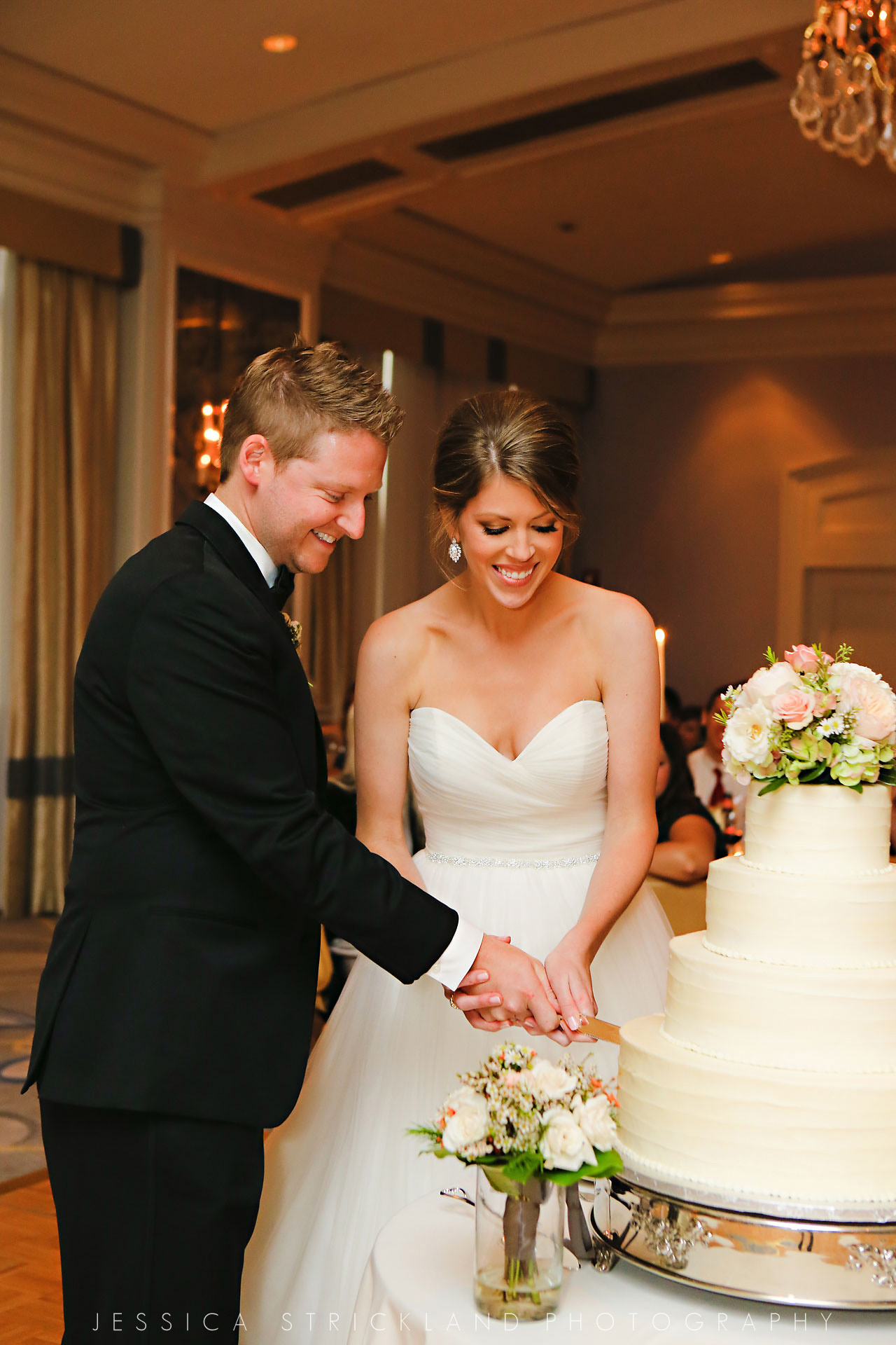 257 Michelle Drew Columbia Club Wedding